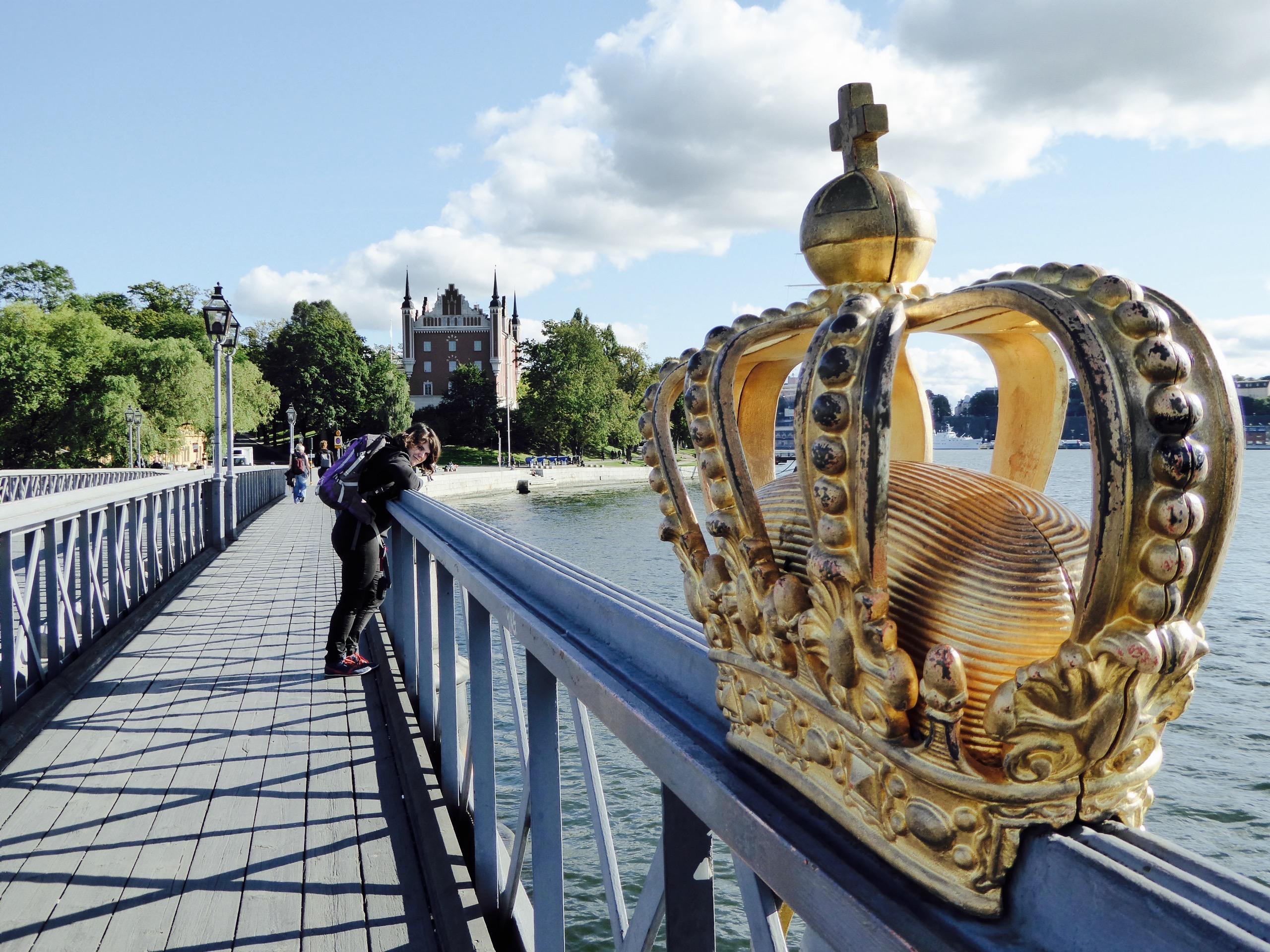 Blog voyage à Stockholm Marguerite & Troubadour