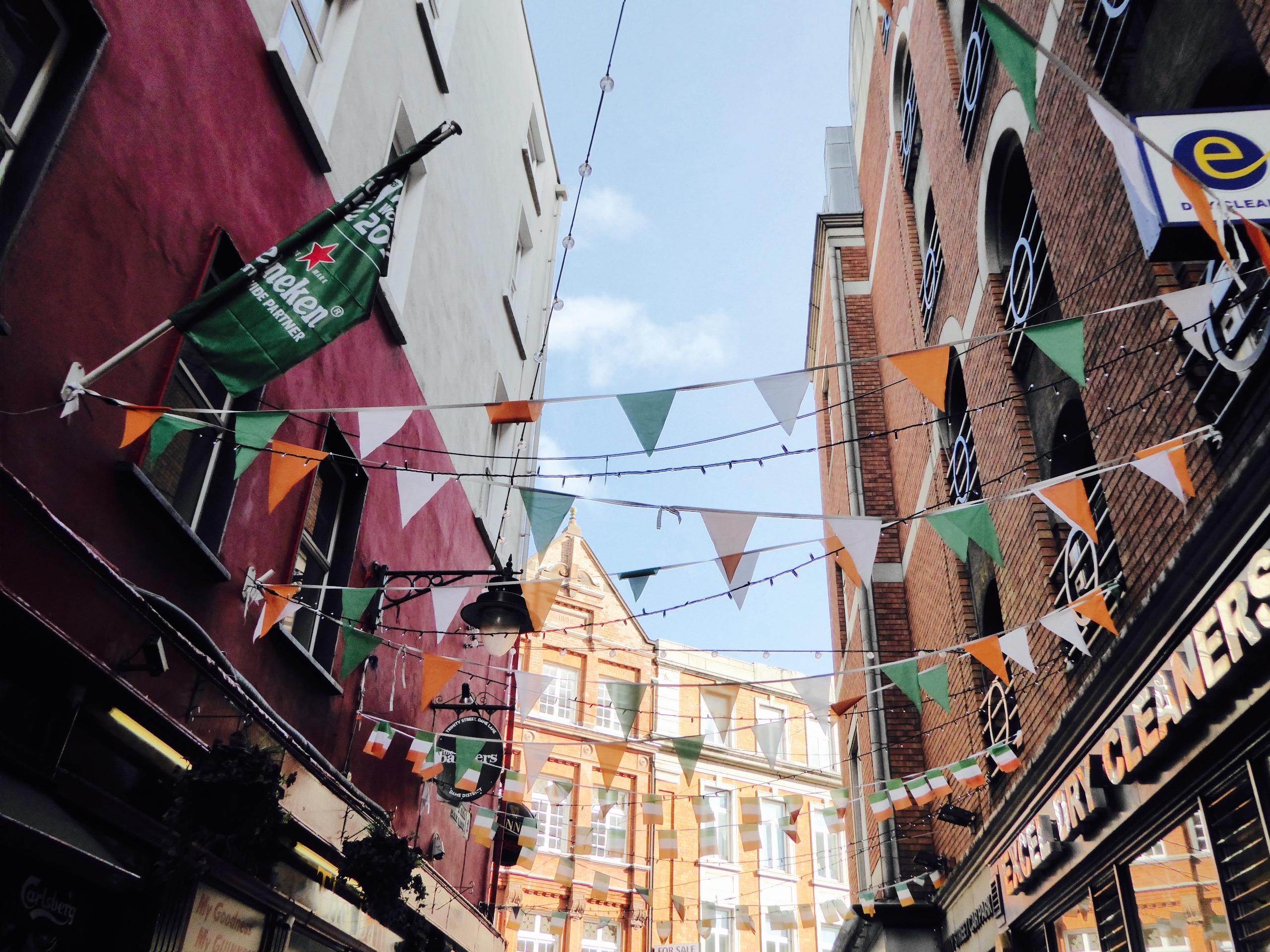 blog voyage Dublin week-end 3 jours