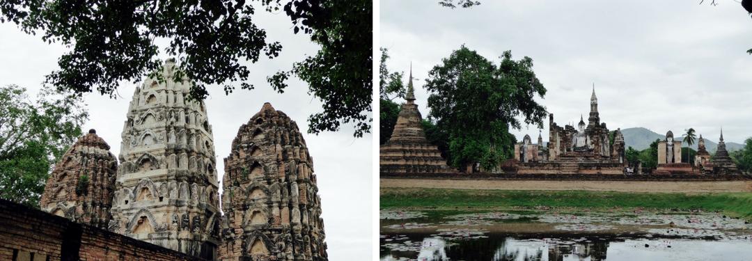 Blog voyage Sukhothaï