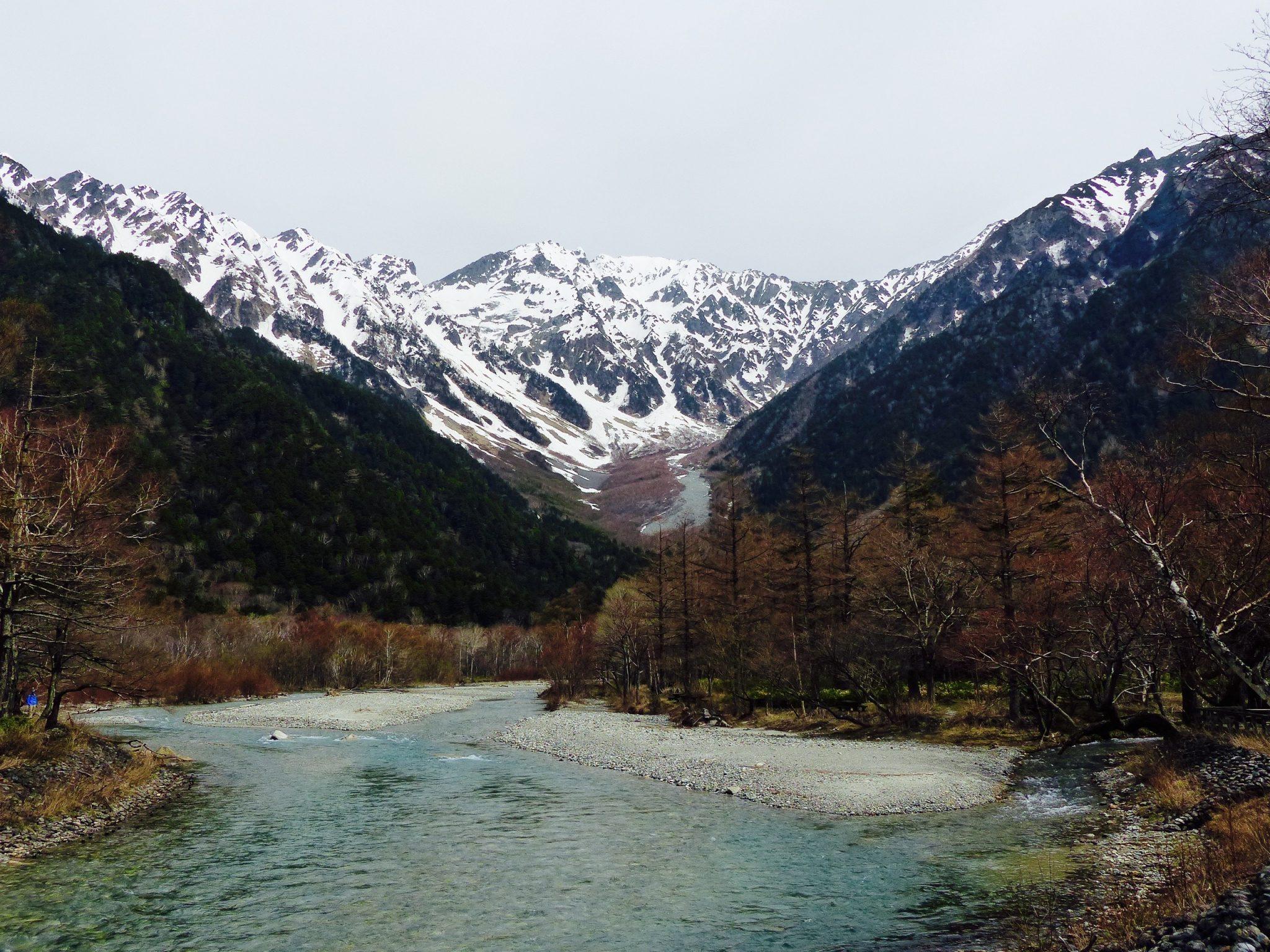 15 photos pour découvrir Kamikochi et les Alpes Japonaises