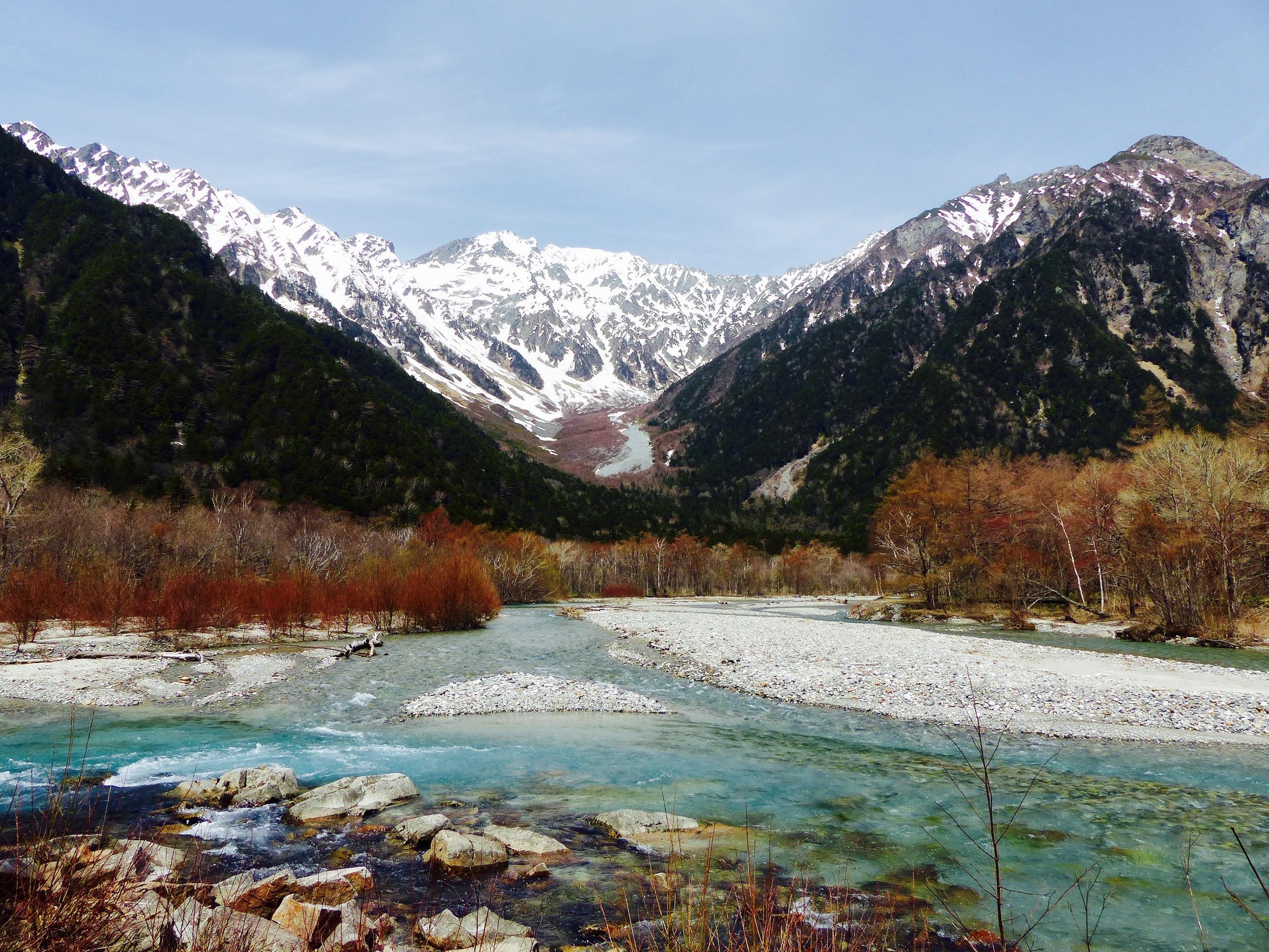 blog voyage kamikochi et les Alpes Japonaise