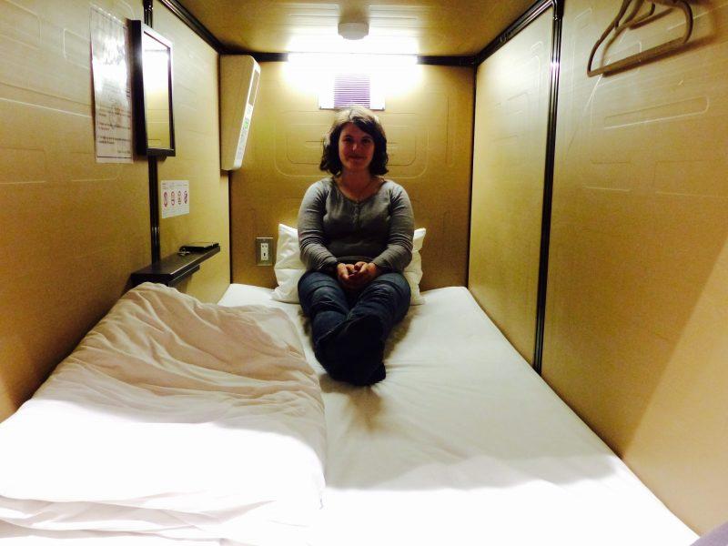 Hôtel au Japon