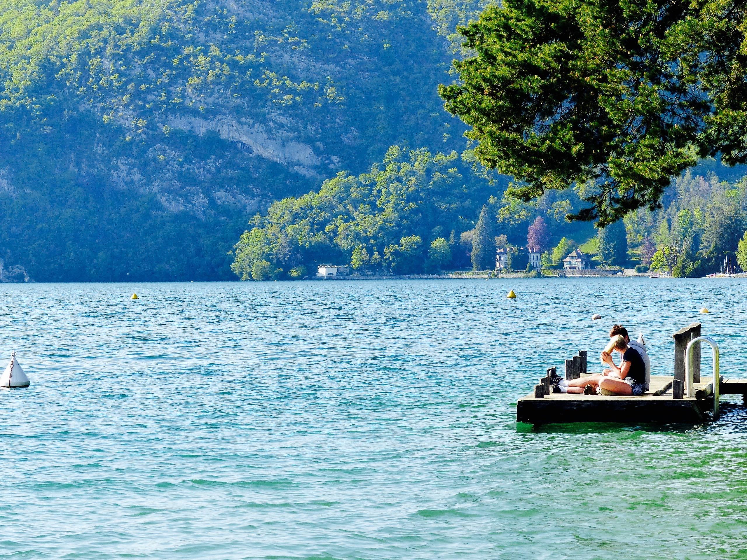 lac d'Annecy blog voyage