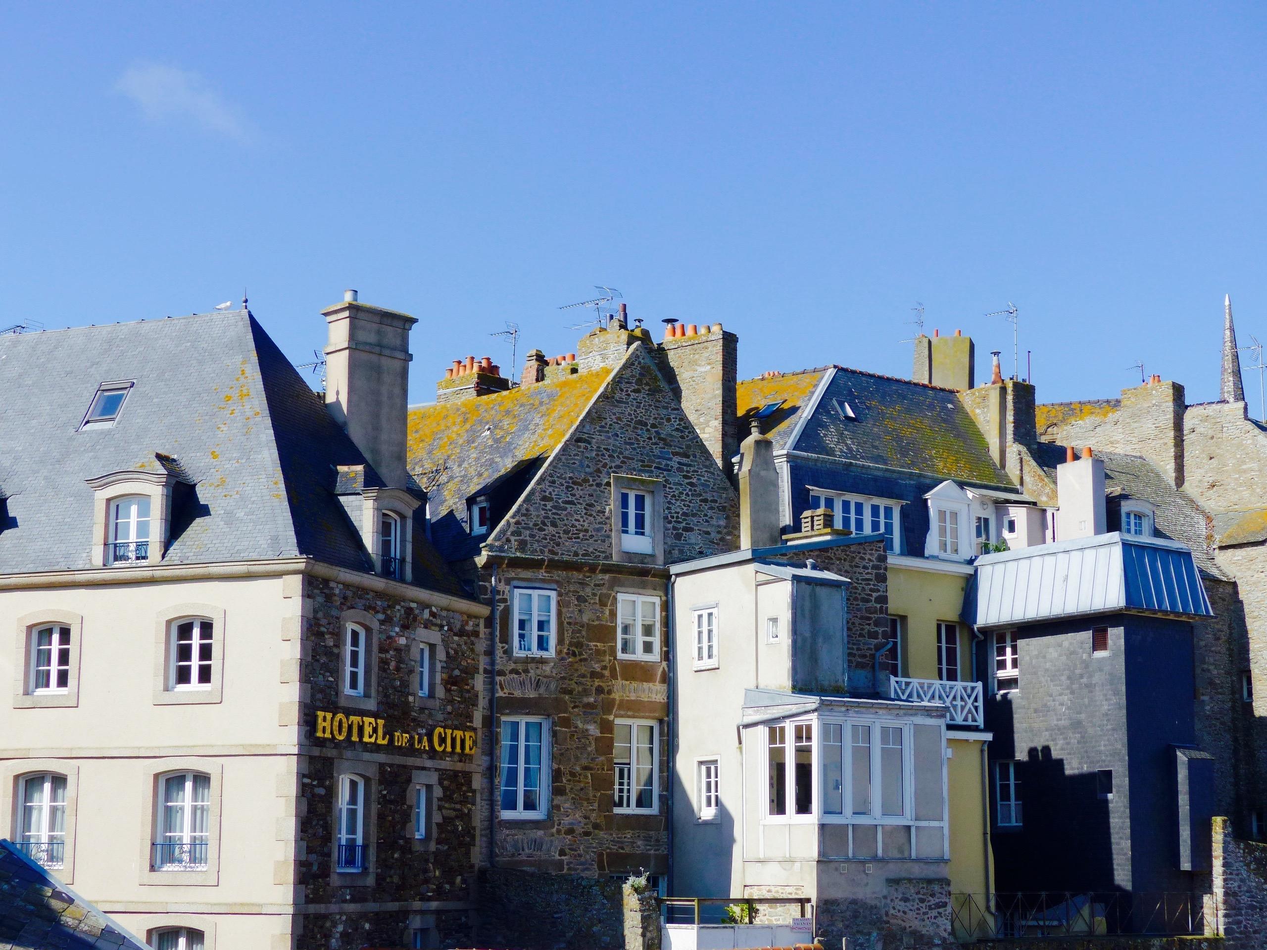 Blog voyage week-end à Saint-Malo