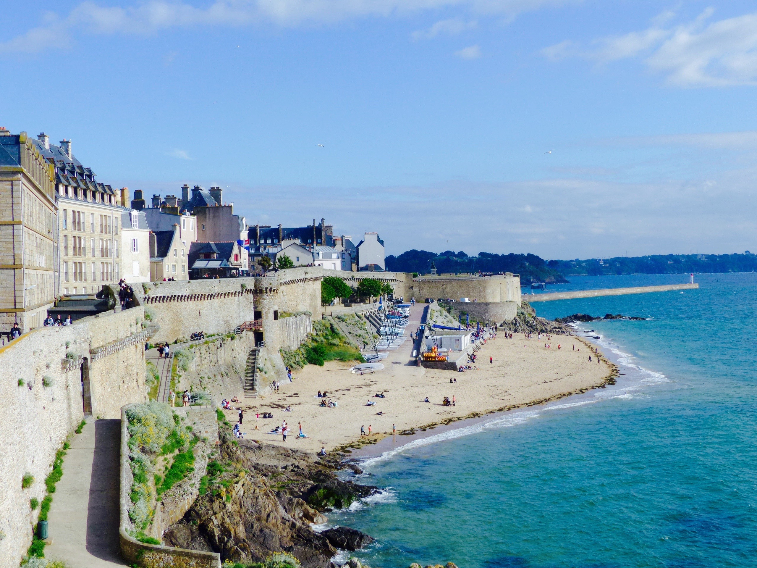 Blog voyage week-end à Saint-Malo