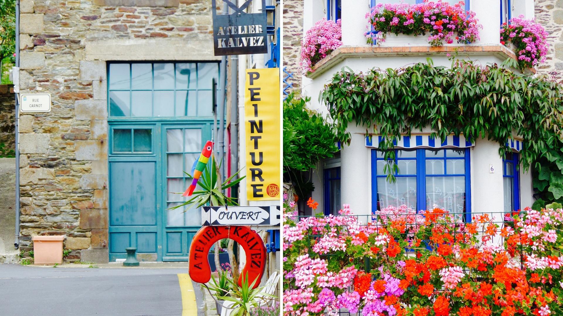 blog voyage itinéraire vélo saint-malo cancale