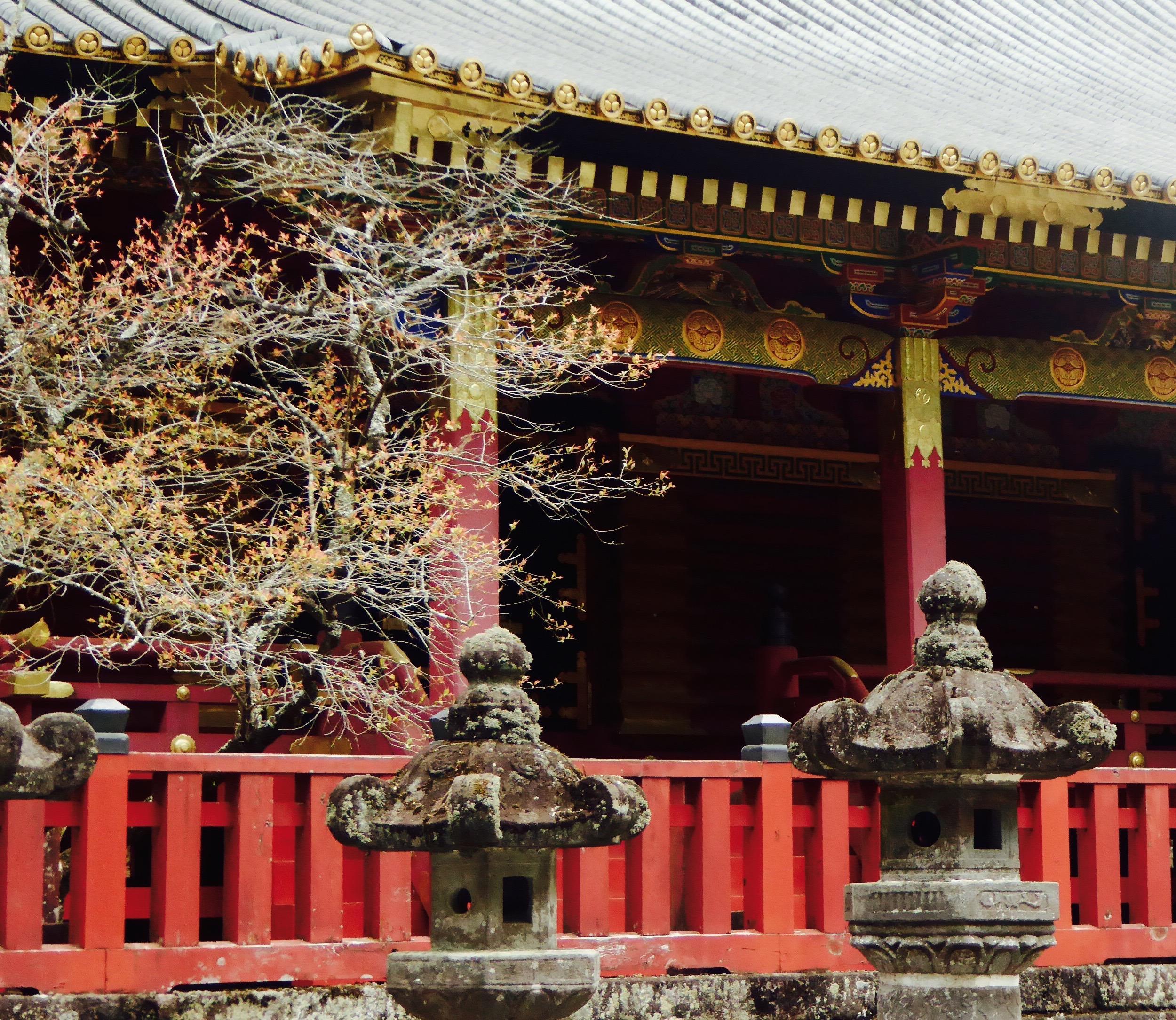 Nikko blog voyage Japon