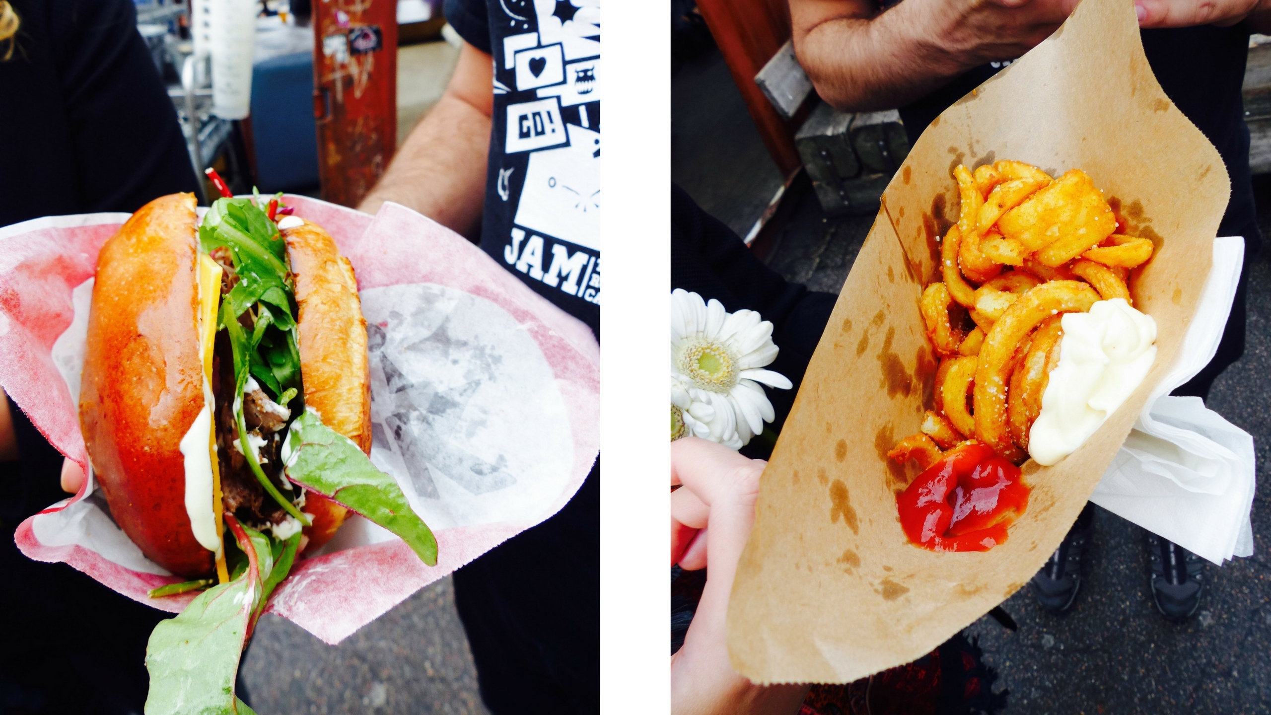 blog voyage copenhague street food