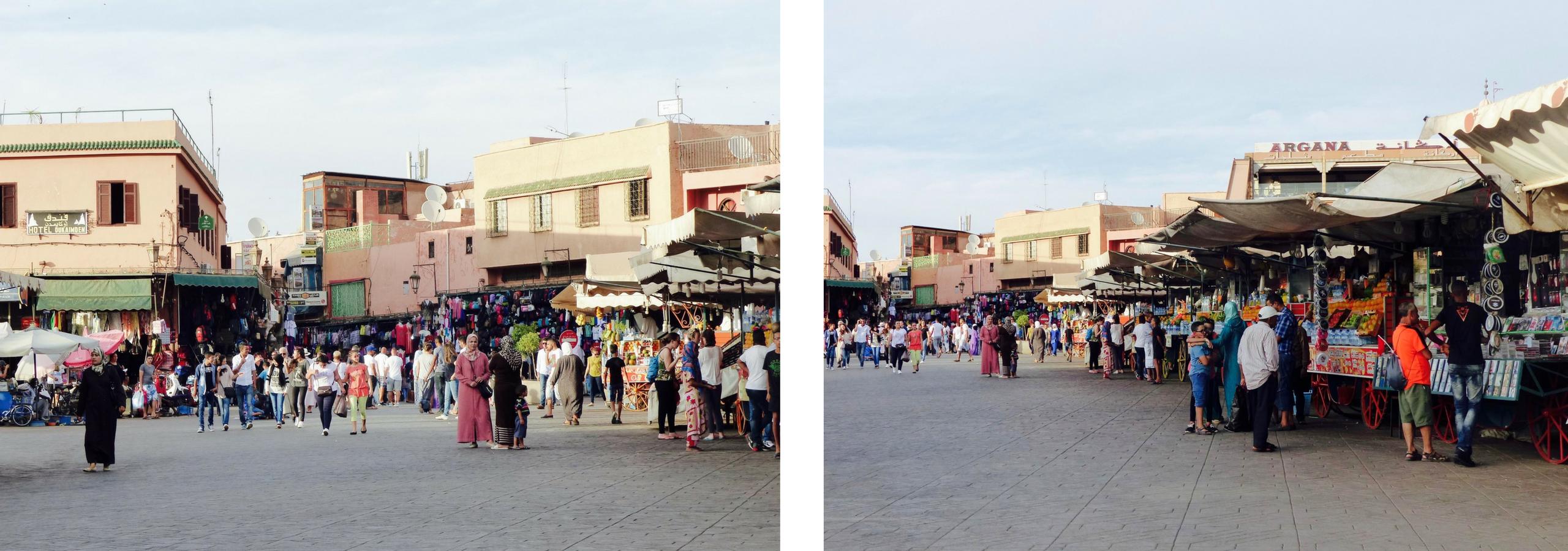Blog voyage Marrakech