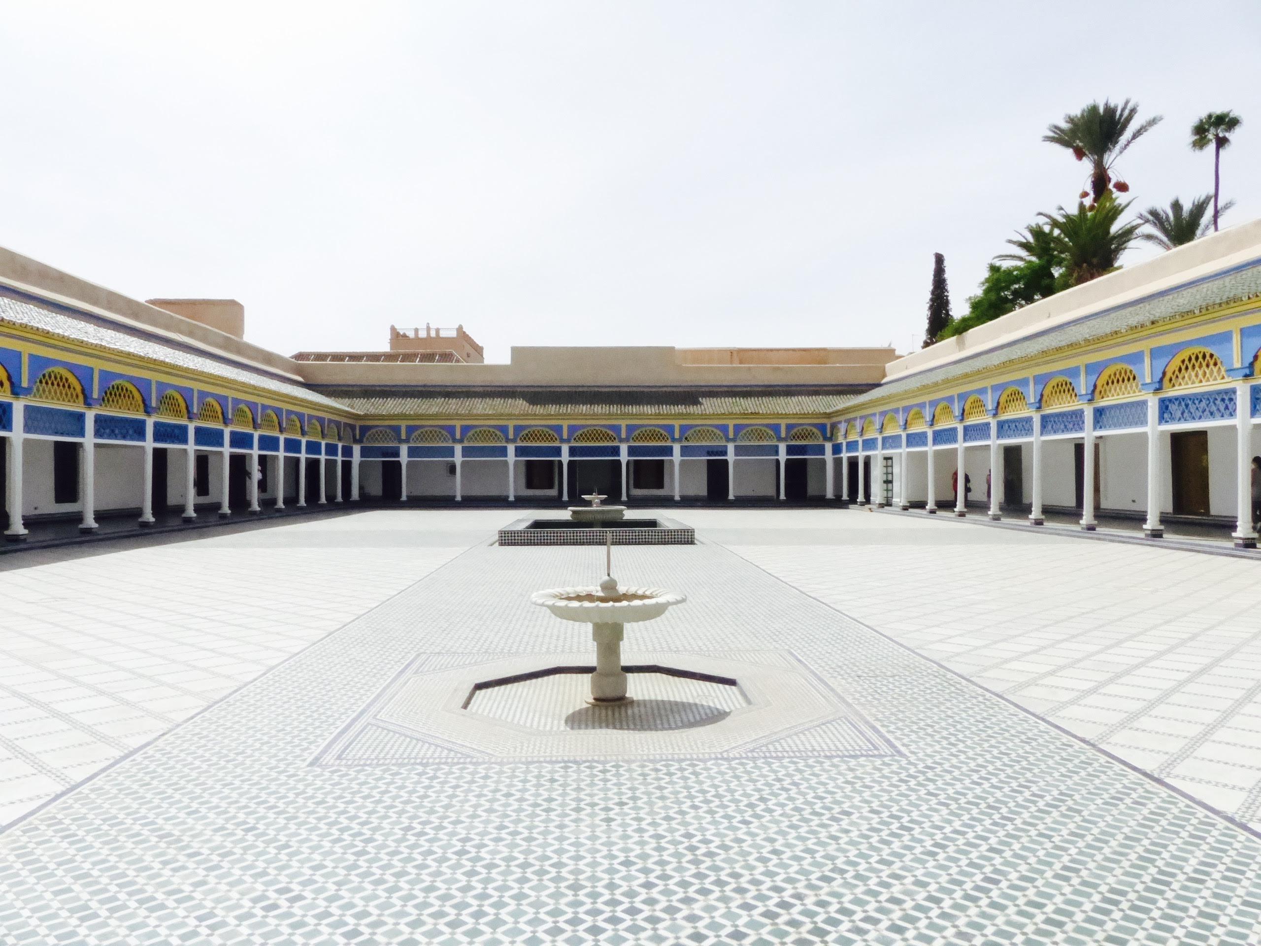 Blog voyage Marrakech Maroc itinéraire