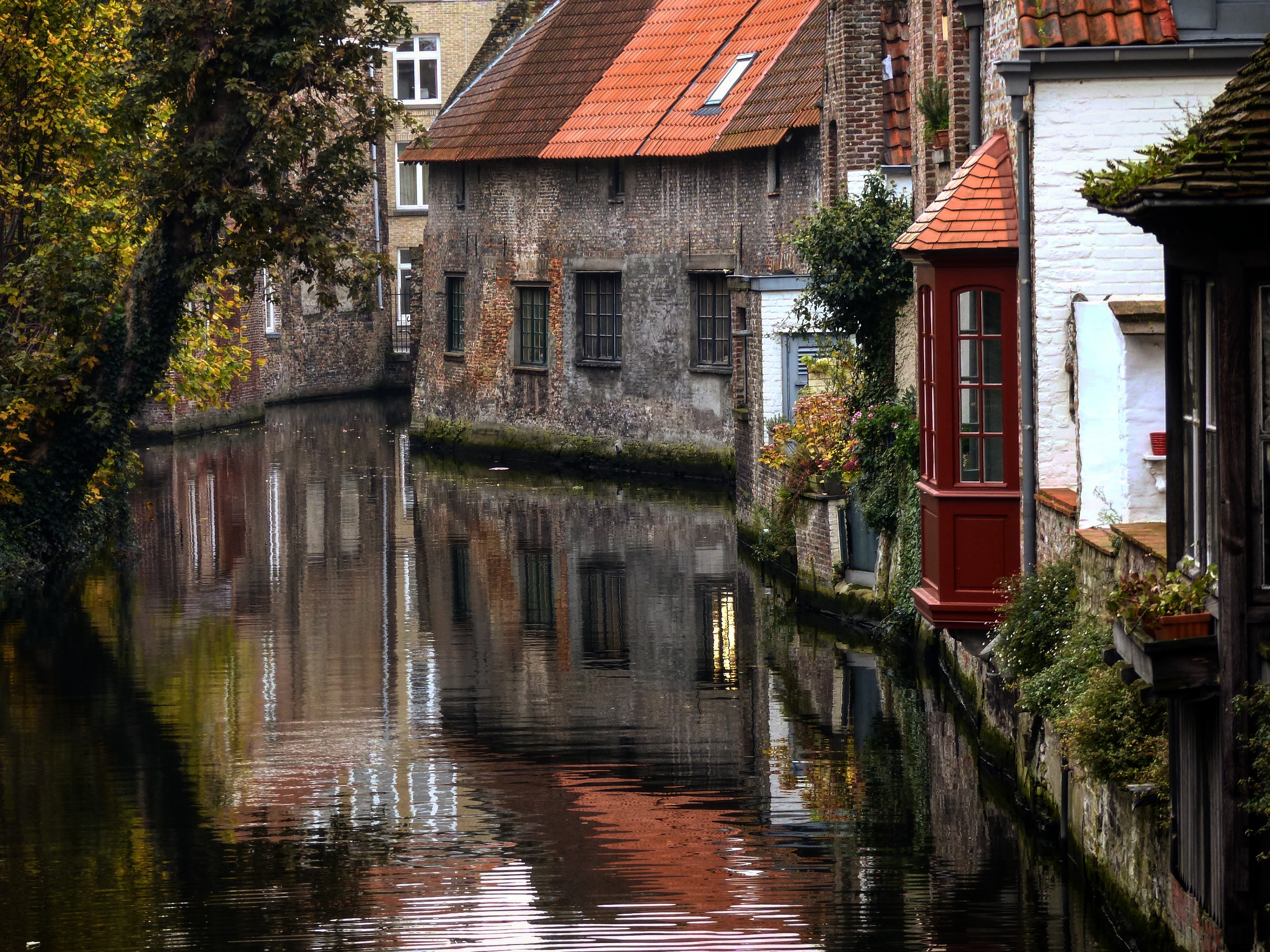 Week-end Bruges blog