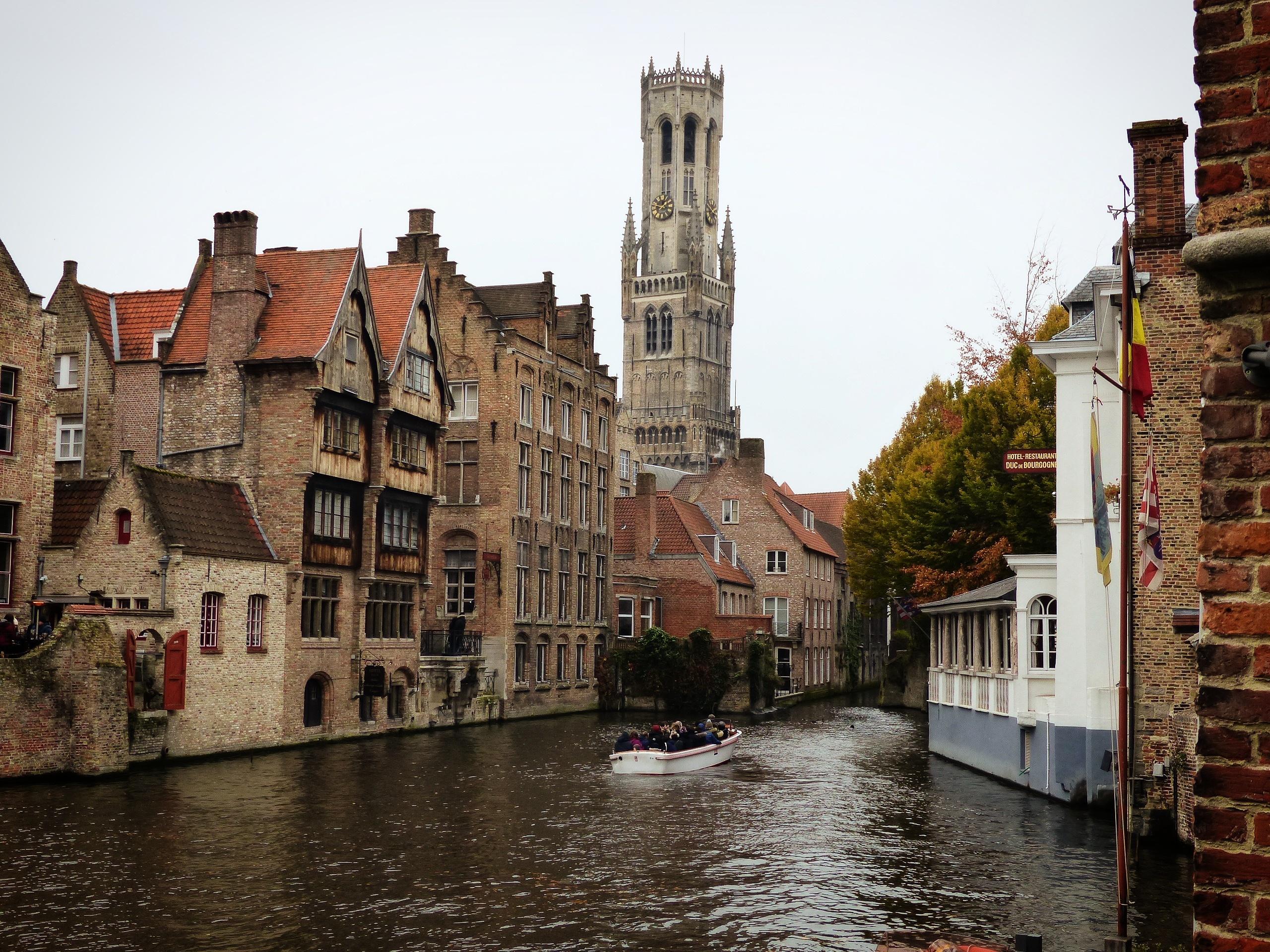 Bruges blog voyage