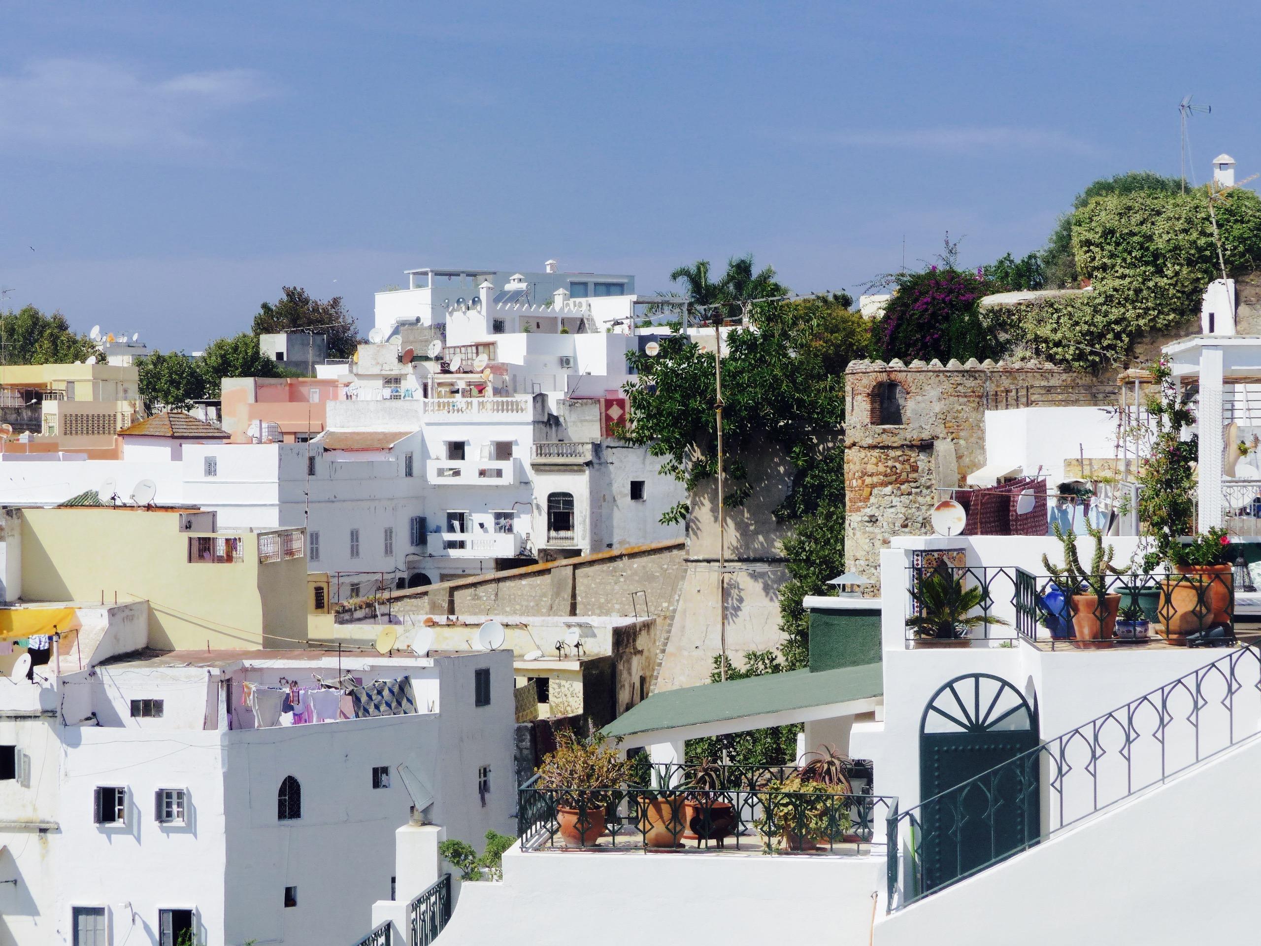Blog voyage Tanger Dar Nour Maroc Itinéraire