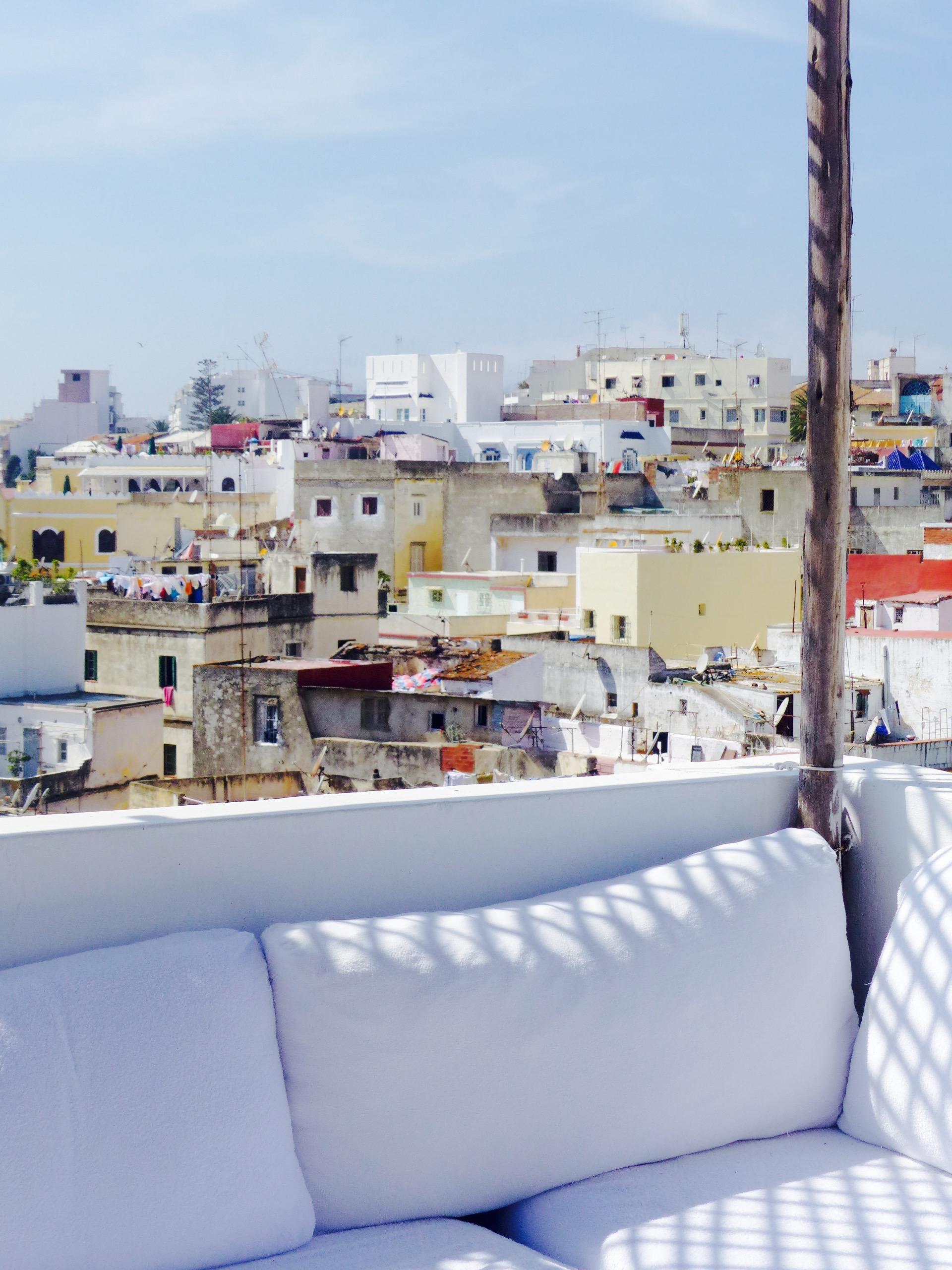 Blog voyage Tanger Dar Nour