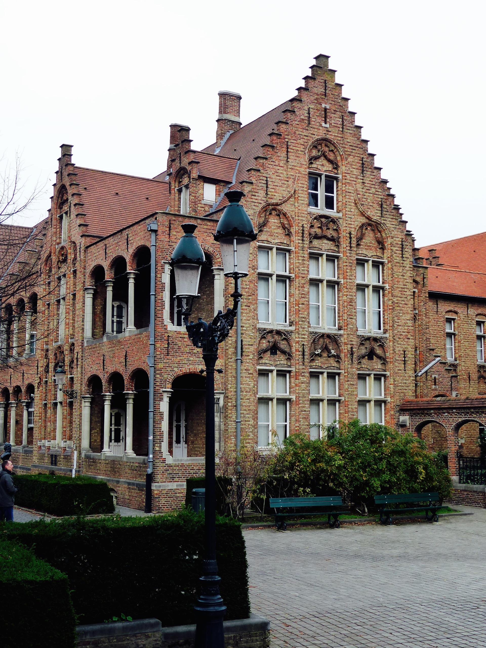 Blog voyage Bruges