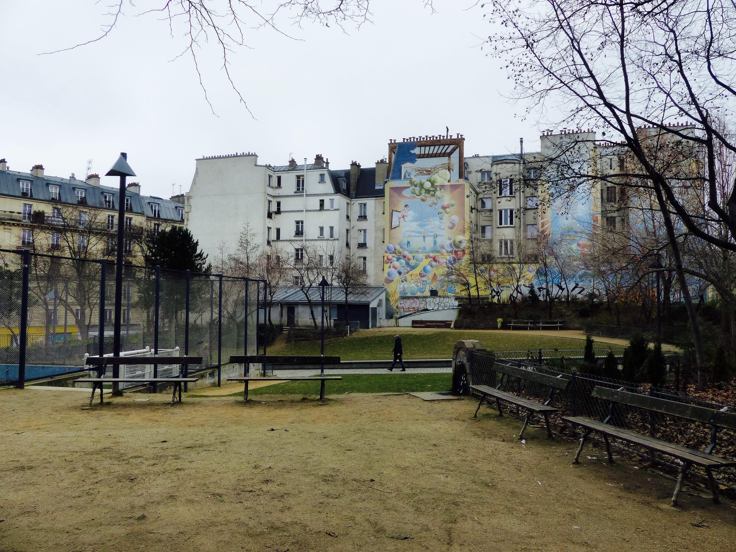 Paris face cachée goutte d'or