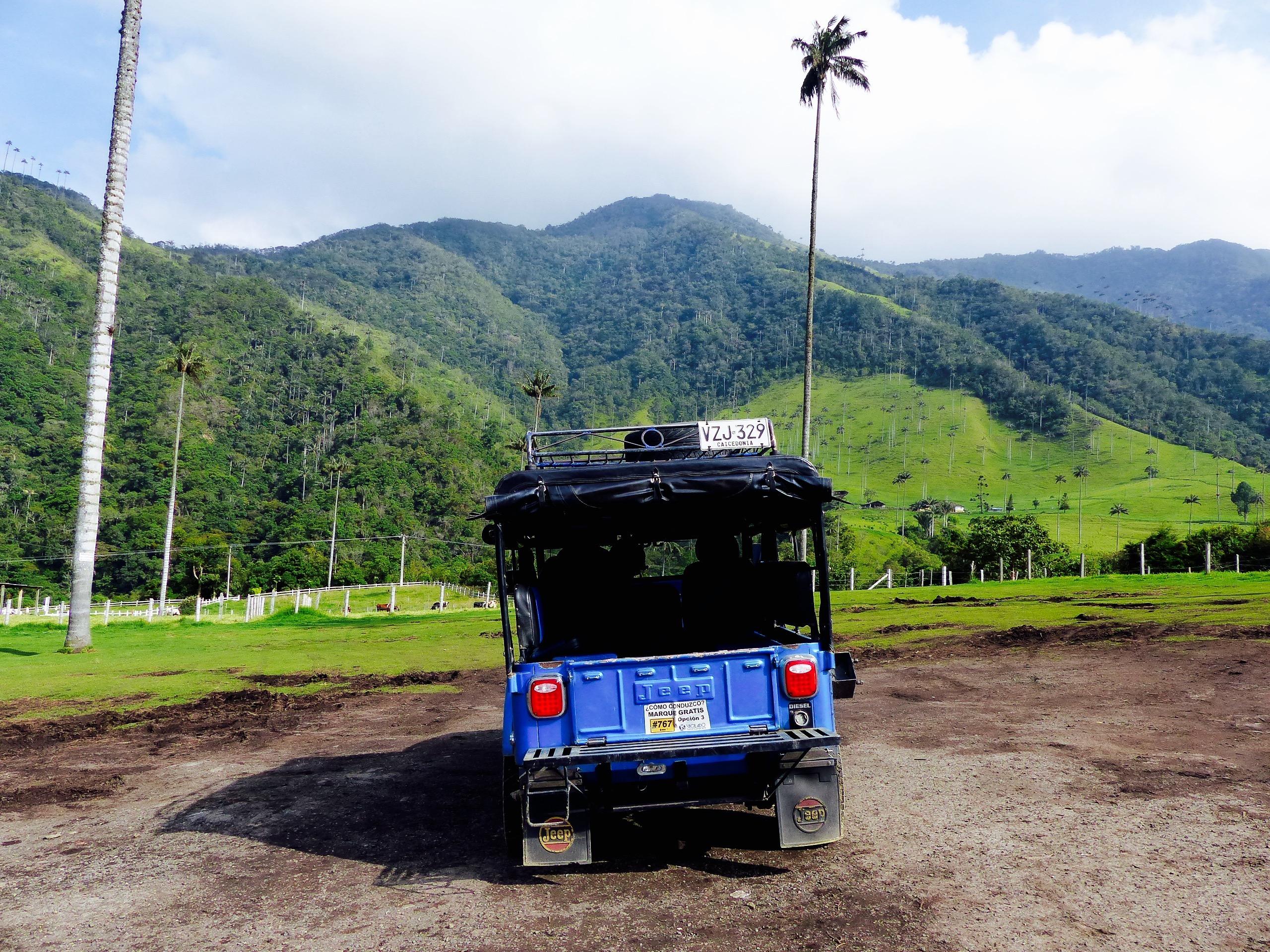 Blog voyage colombie salento cocora