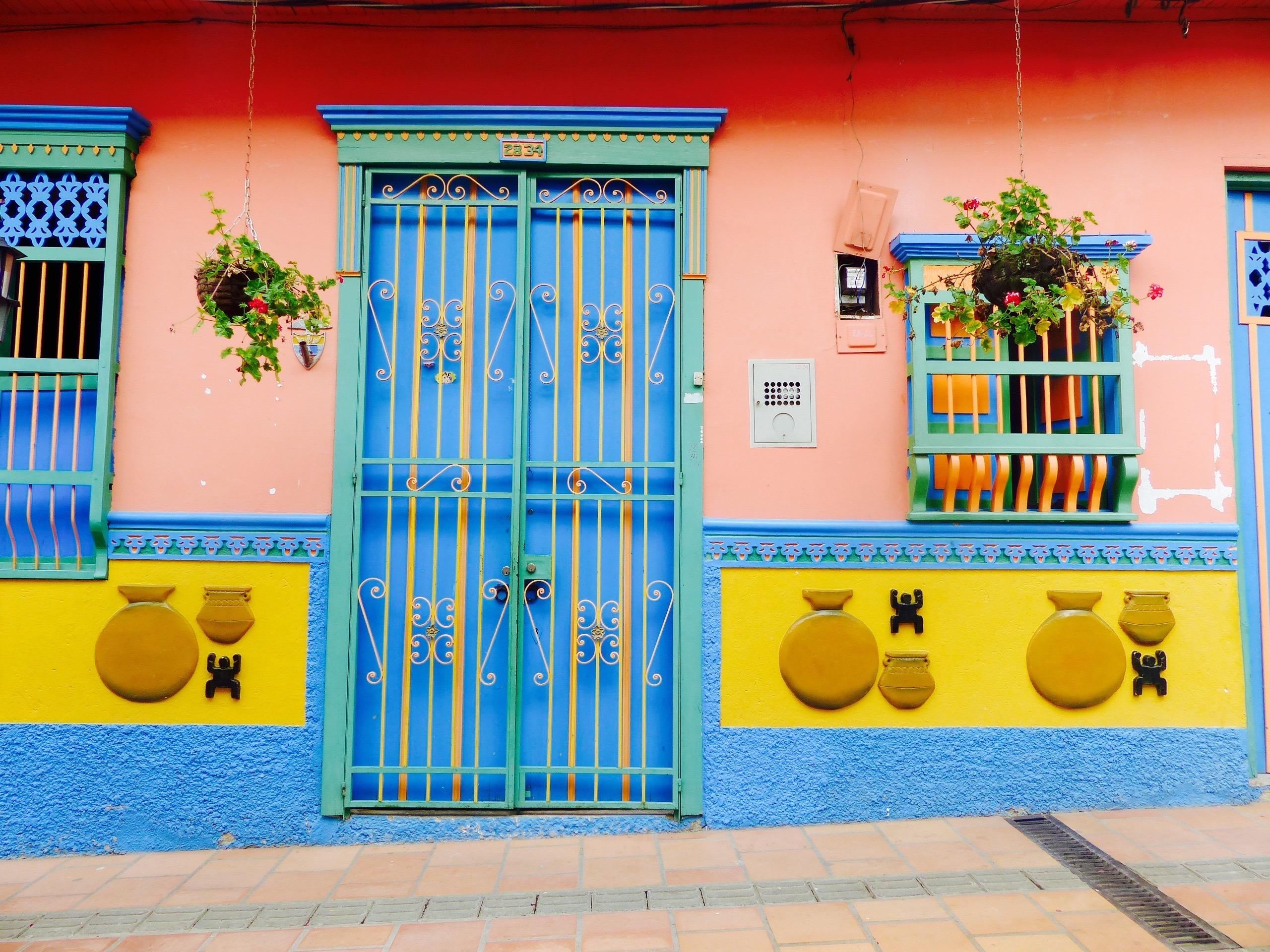 blog voyage colombie guatape piedra del penol