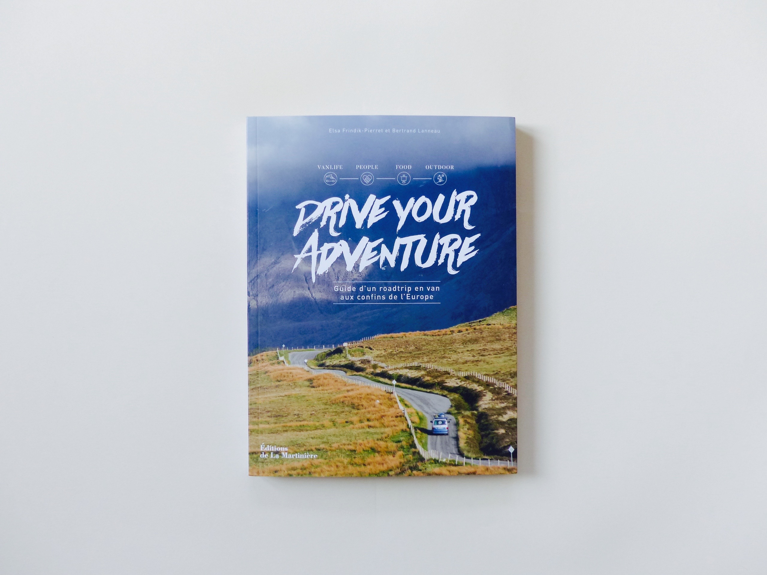 blog avis lectures Drive Your adventure