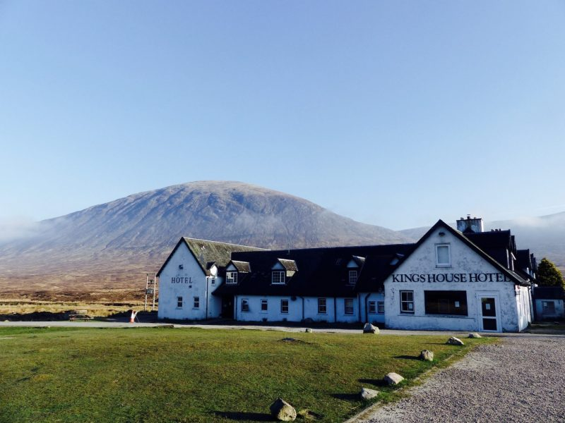 West highland way randonn e dans les highlands for Dans way way