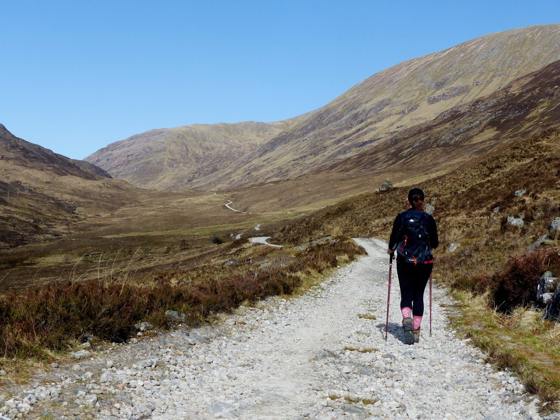 West Highland Way Blog voyage Ecosse