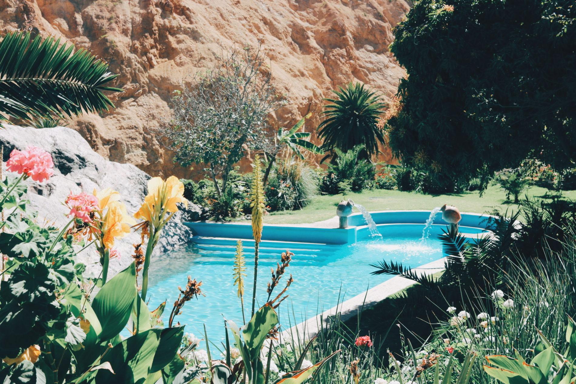 blog randonnée trek canyon del colca Pérou