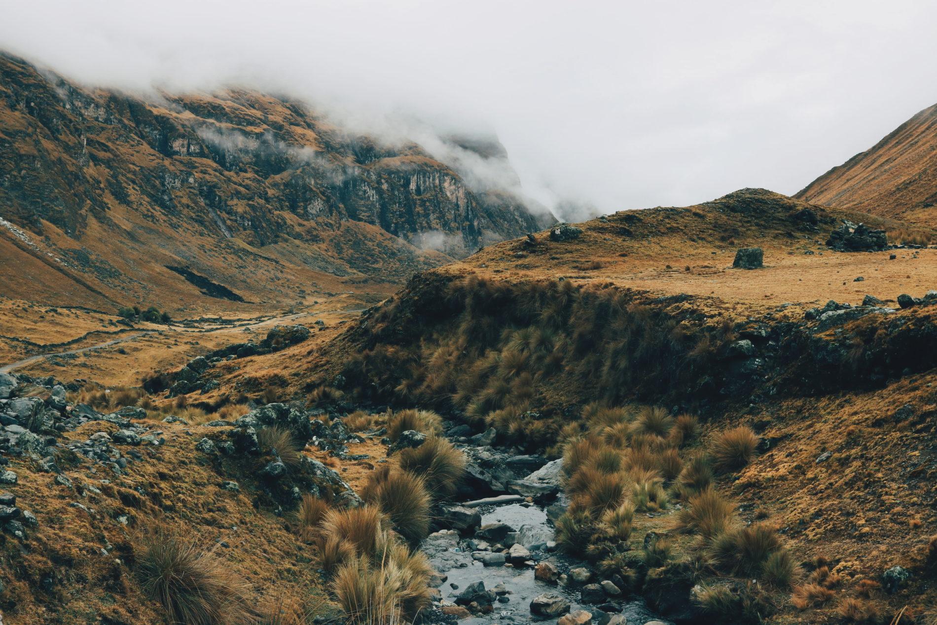 Blog voyage trek El Choro Bolivie