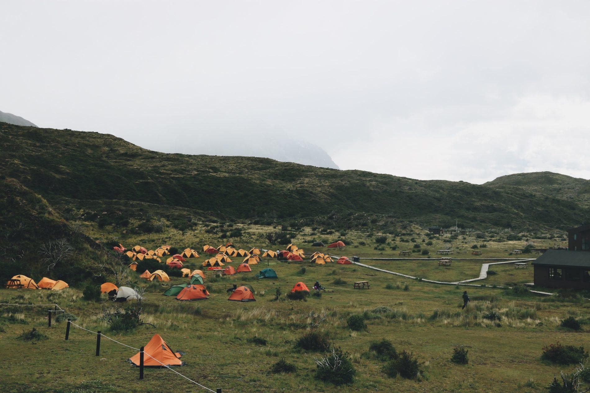 Torres del Paine blog voyage