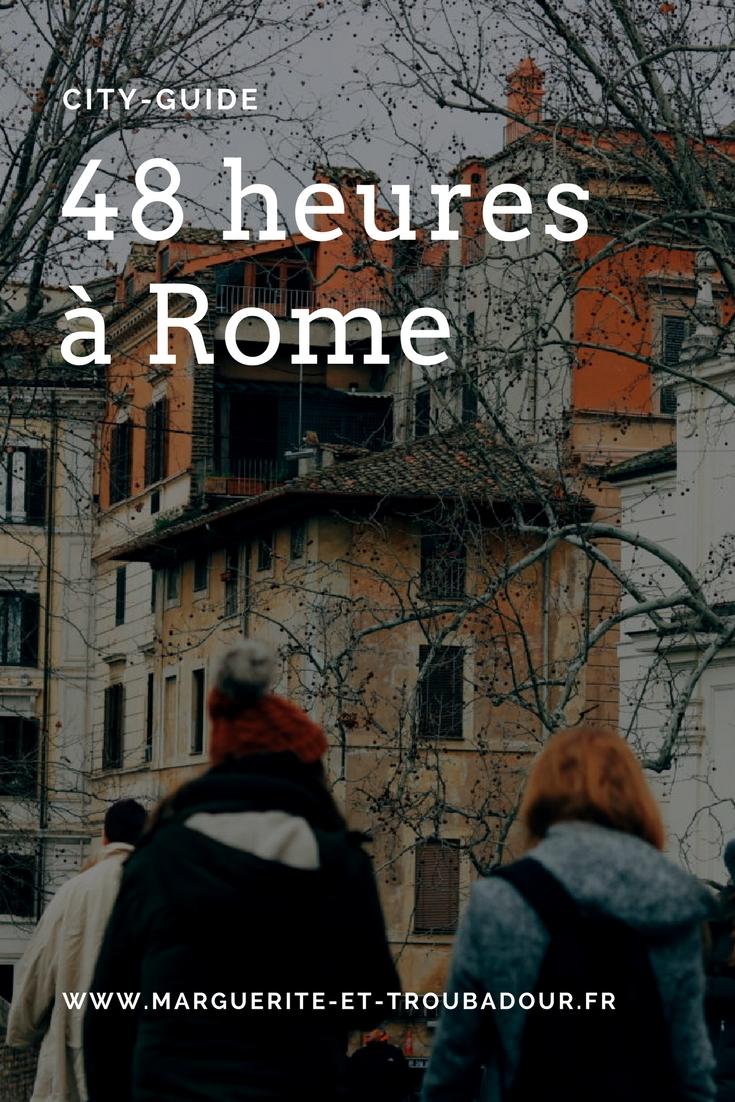 Blog voyage à Rome