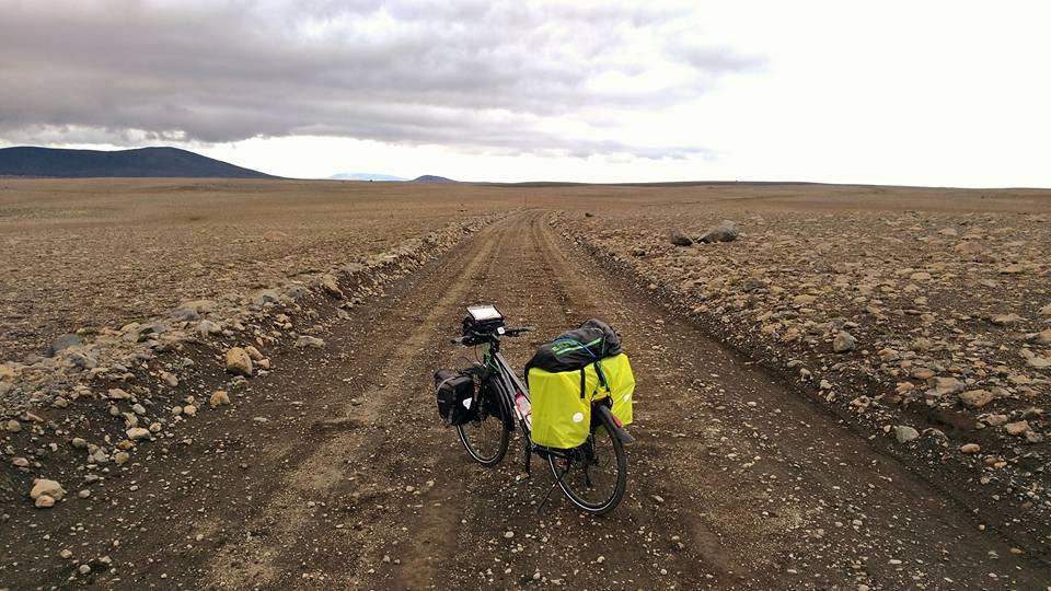 blog voyage islande à vélo