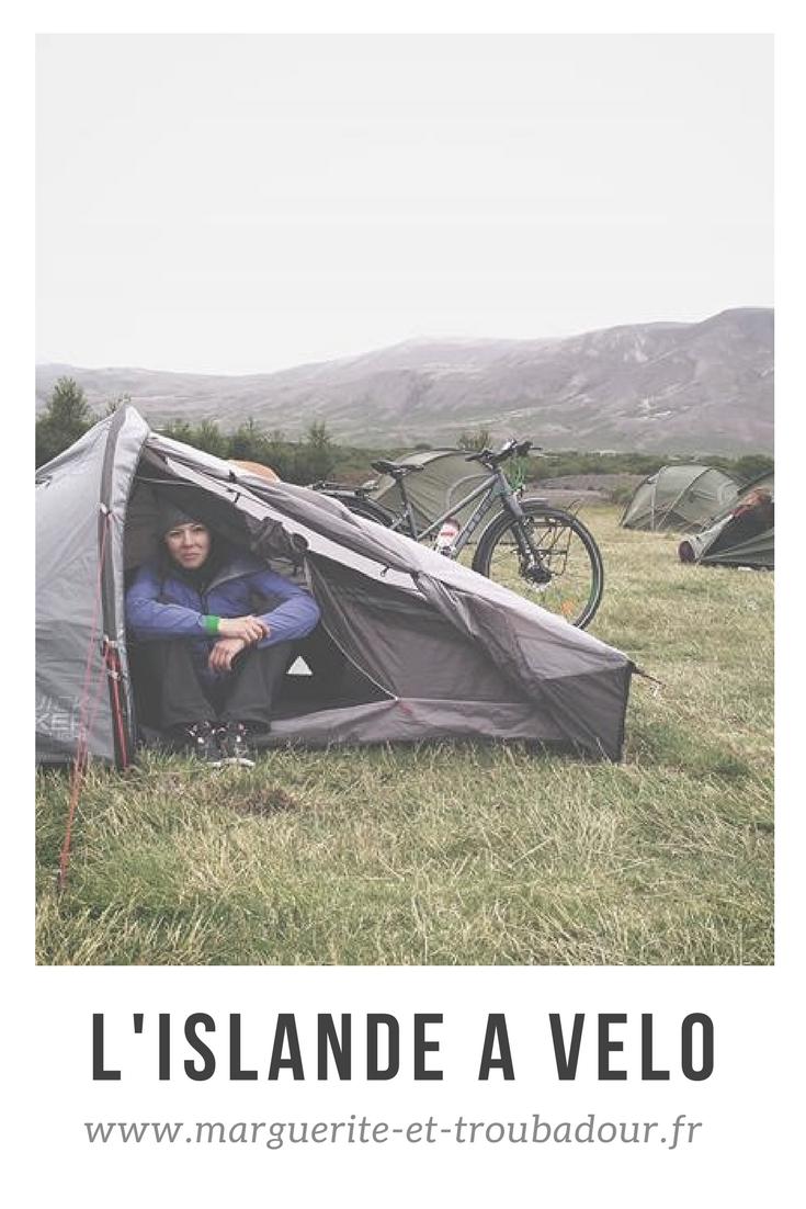 Voyage - Tour de l'Islande à vélo - Blog de voyage Marguerite & Troubadour