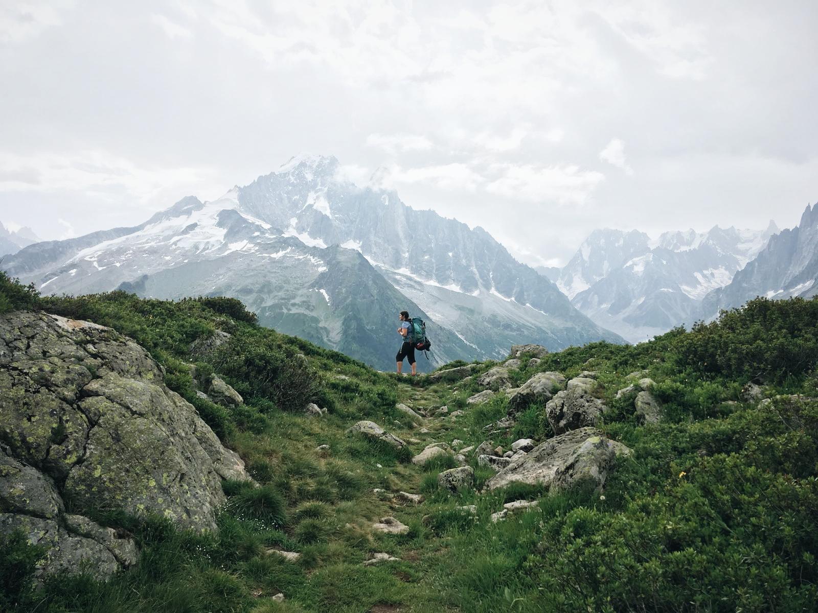 Blog randonnée Blog voyage Chamonix Mont-Blanc