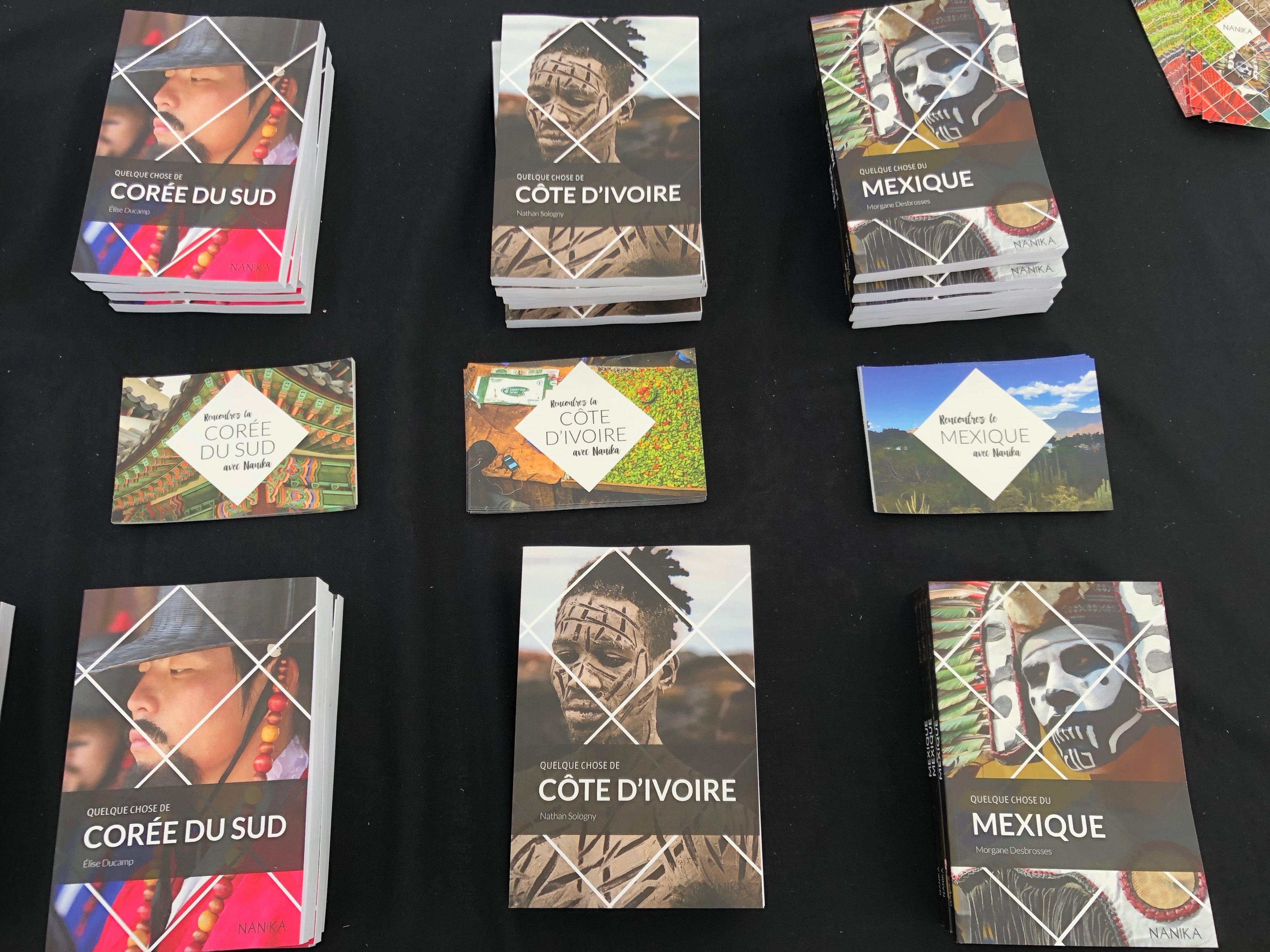 Editions Nanika guides de voyage