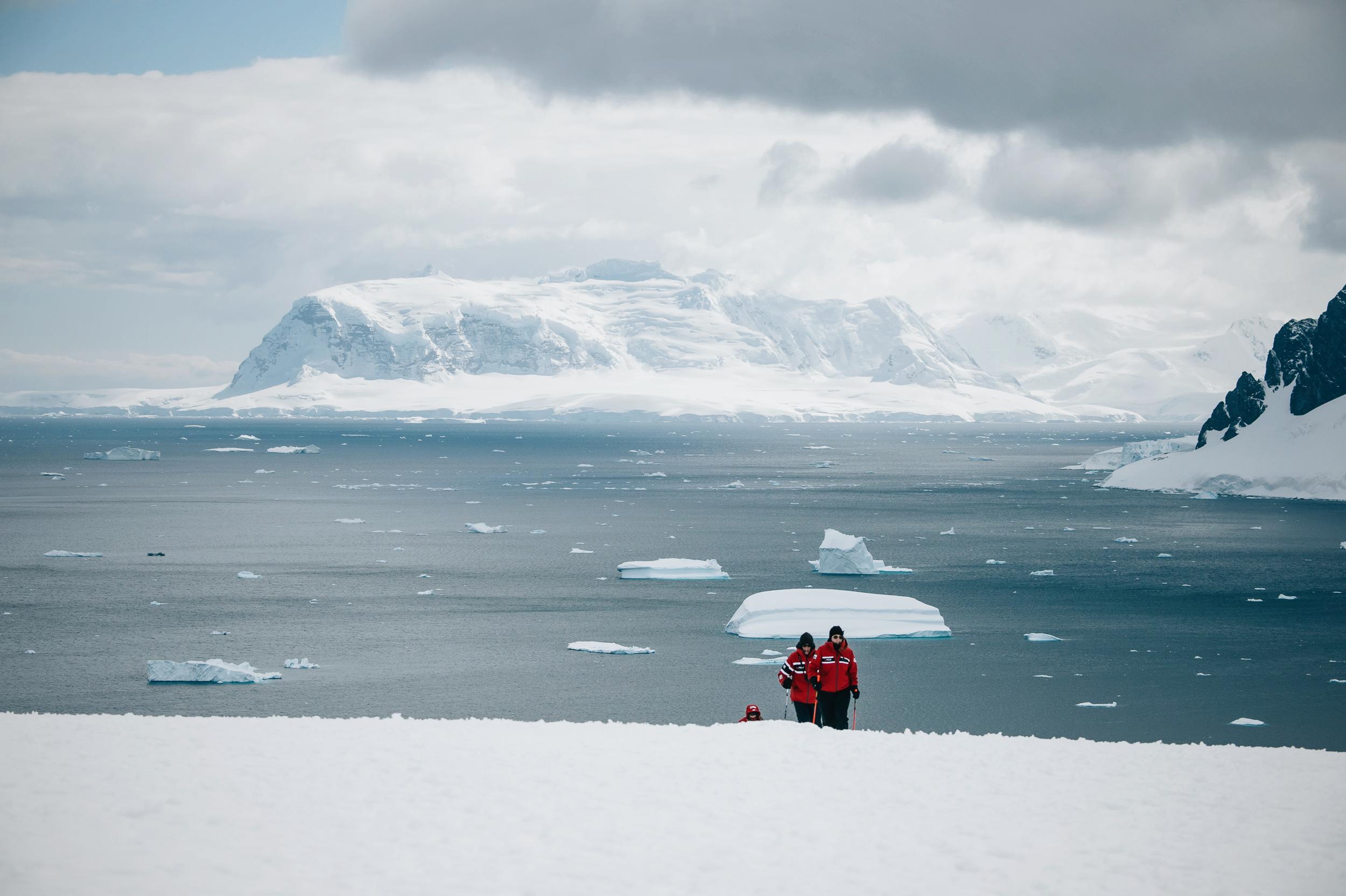 Blog voyage Antarctique