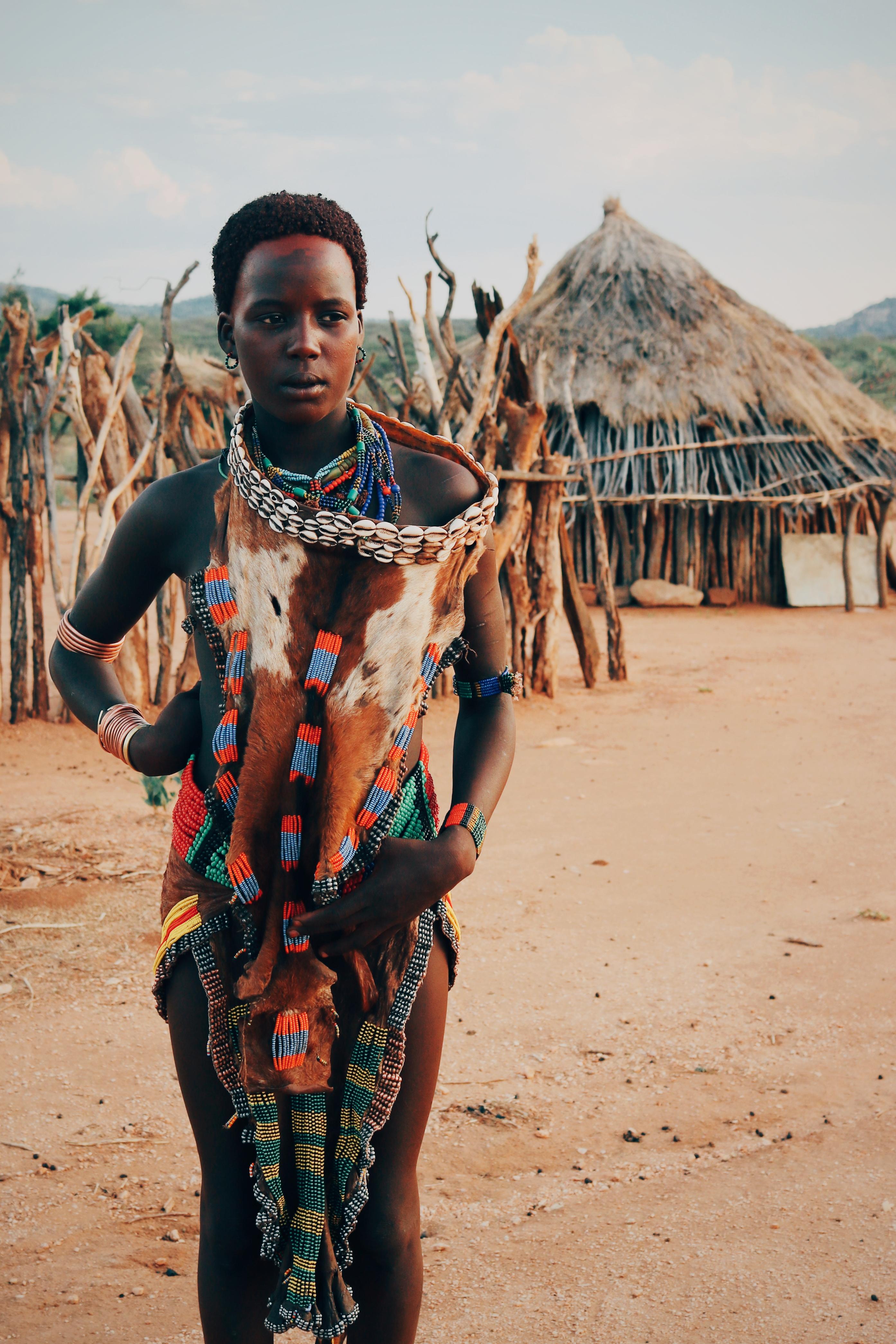 Blog voyage vallée de l'Omo