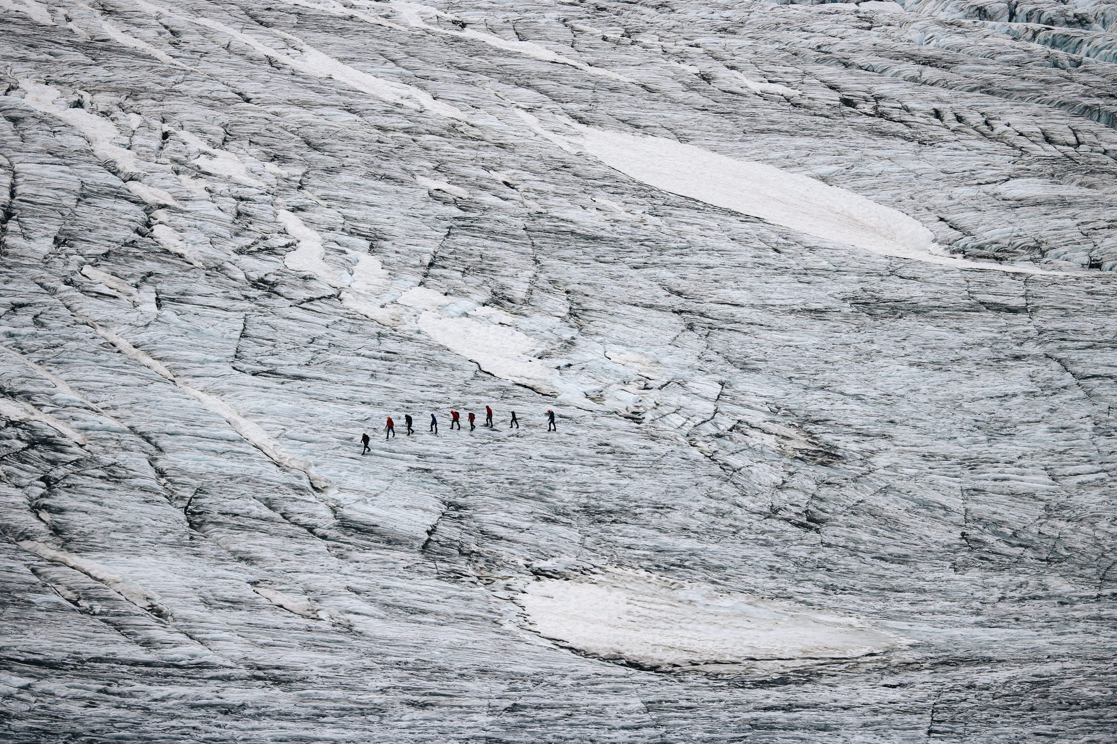 Bivouac Refuge Albert 1er Chamonix