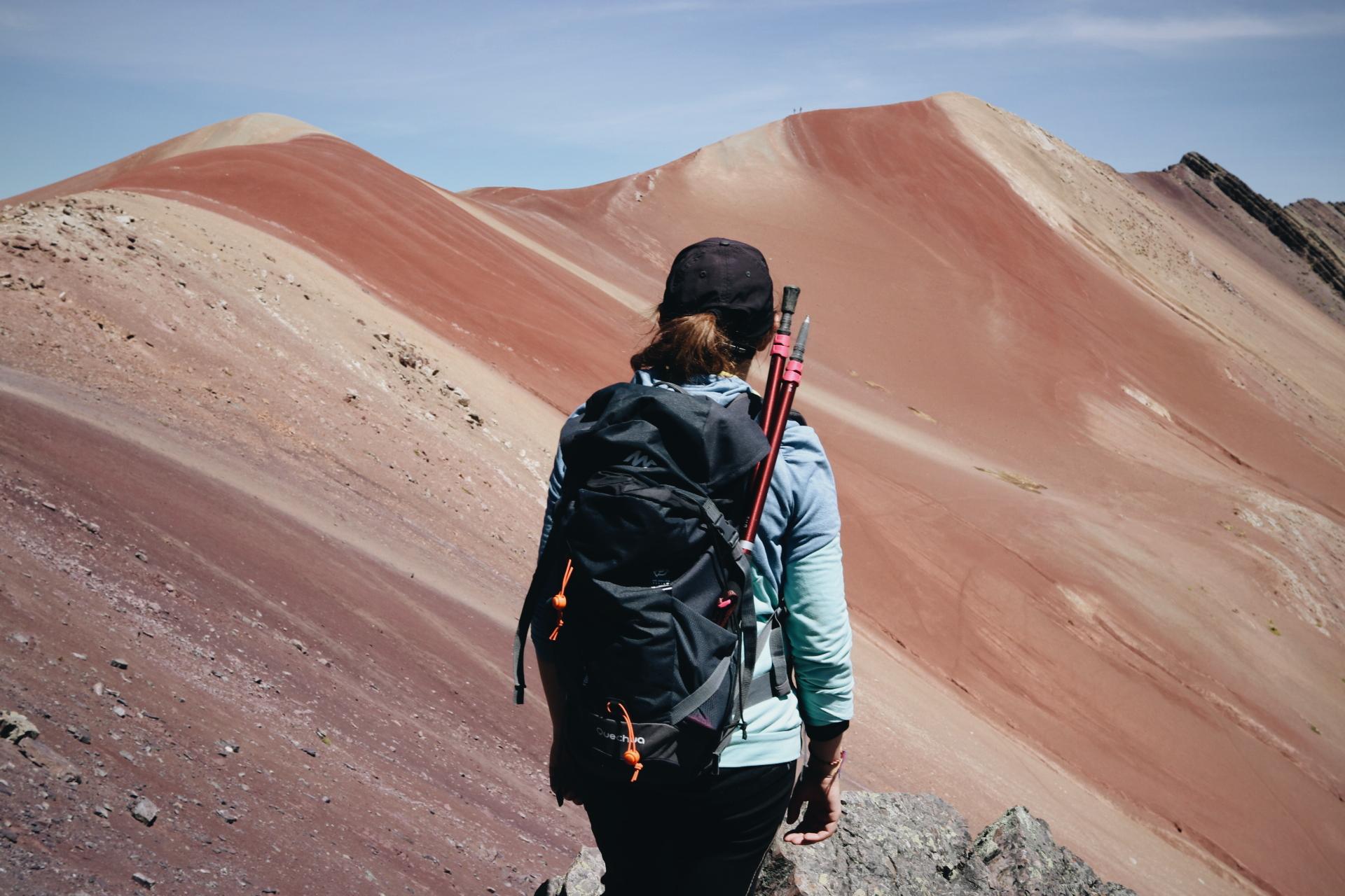 Blog voyage Rainbow Mountain