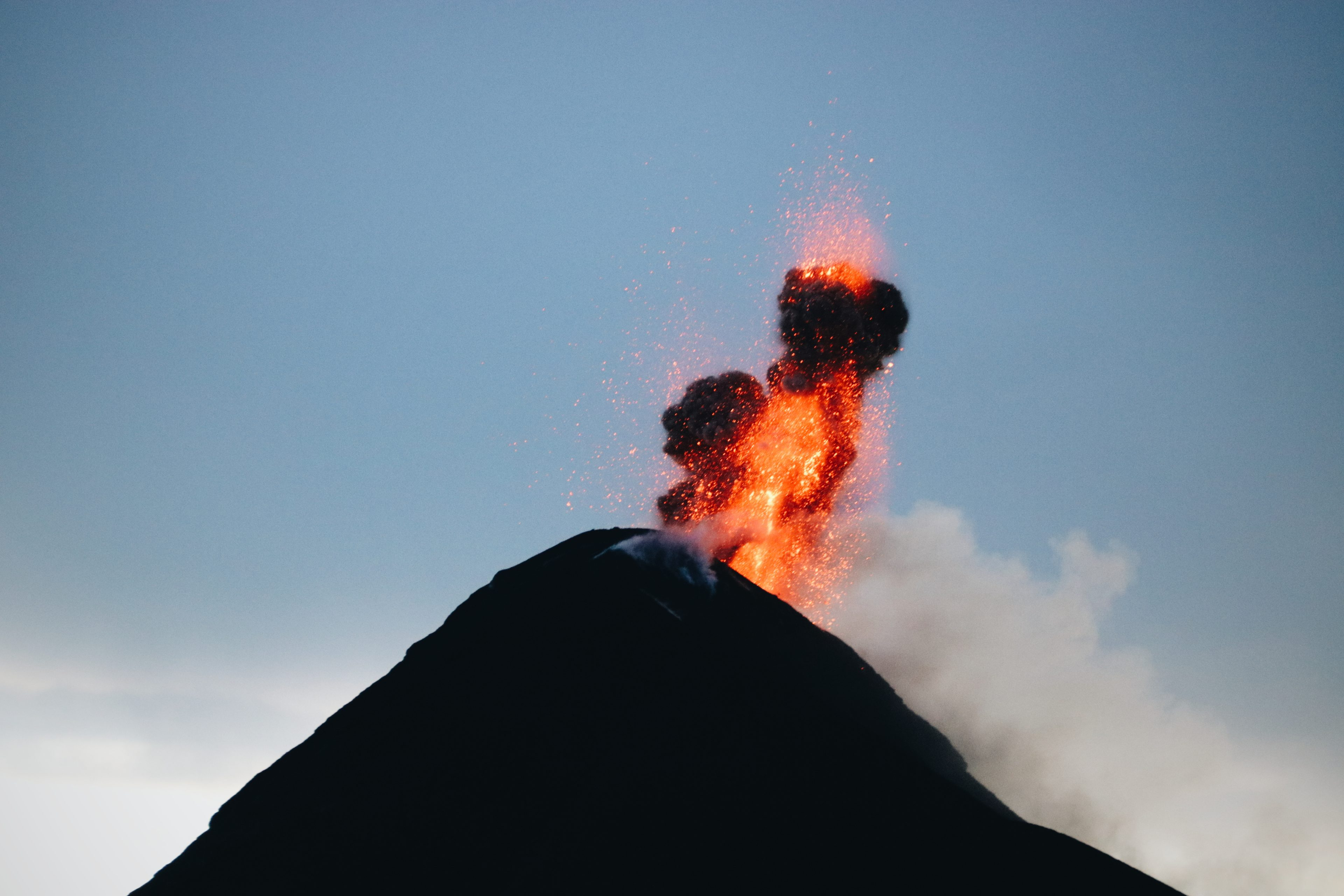 blog voyage Guatemala Volcan