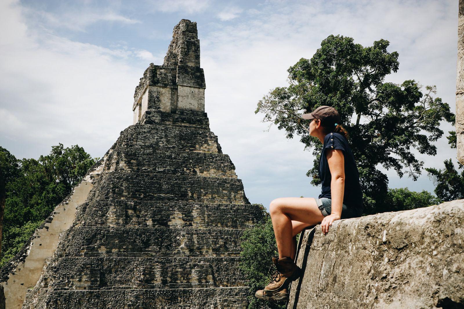 Blog voyage Tikal