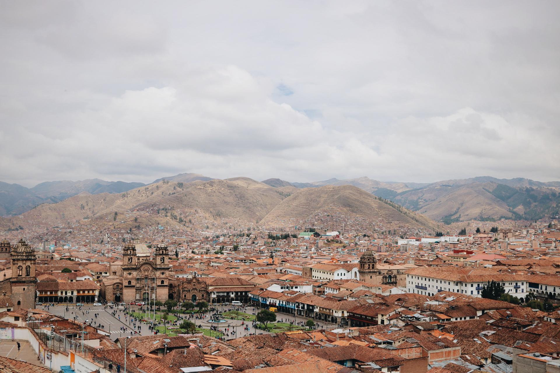 Blog voyage Cusco Pérou