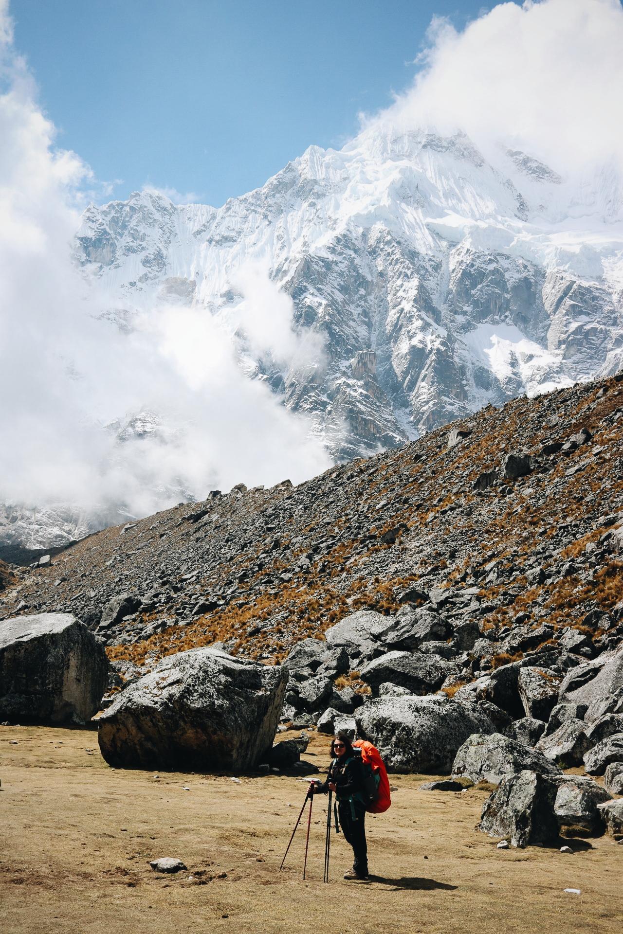 blog trek salkantay
