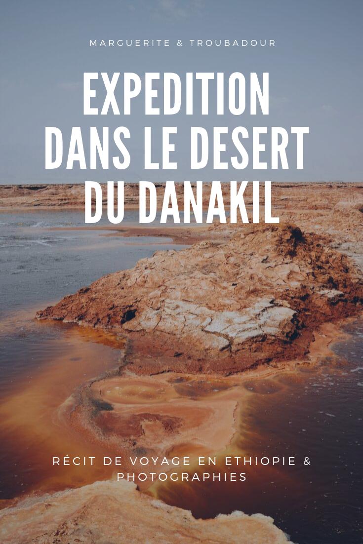 Blog voyage Danakil Ethiopie