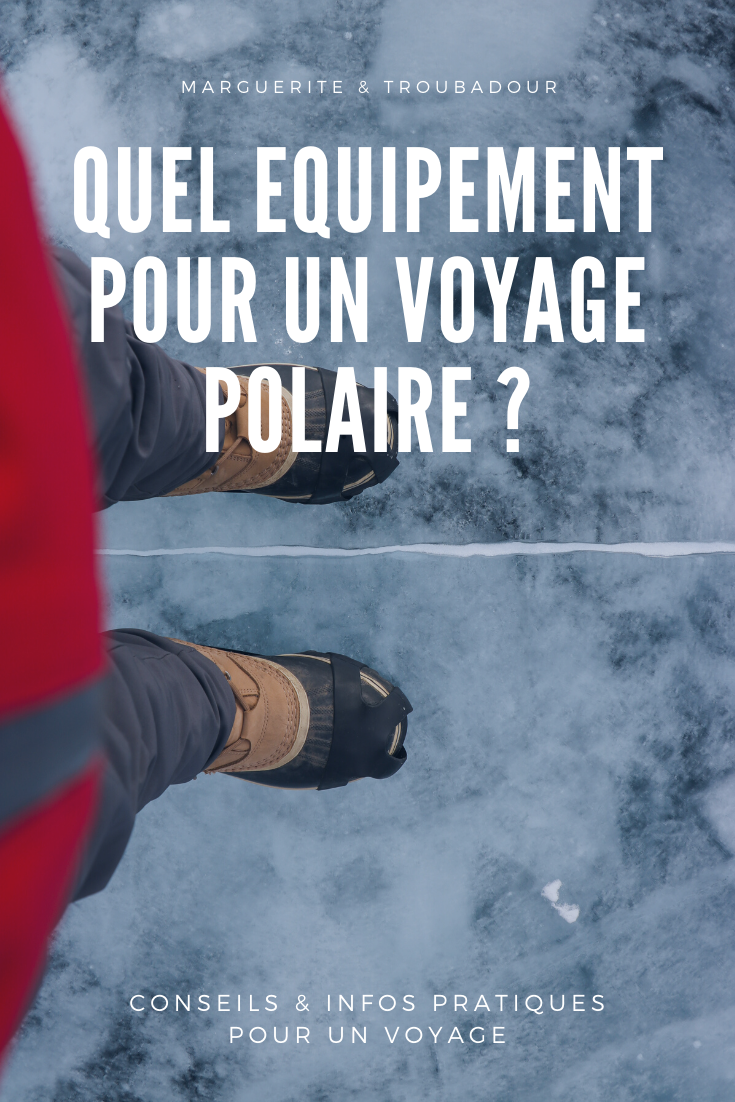 Equipement grand froid