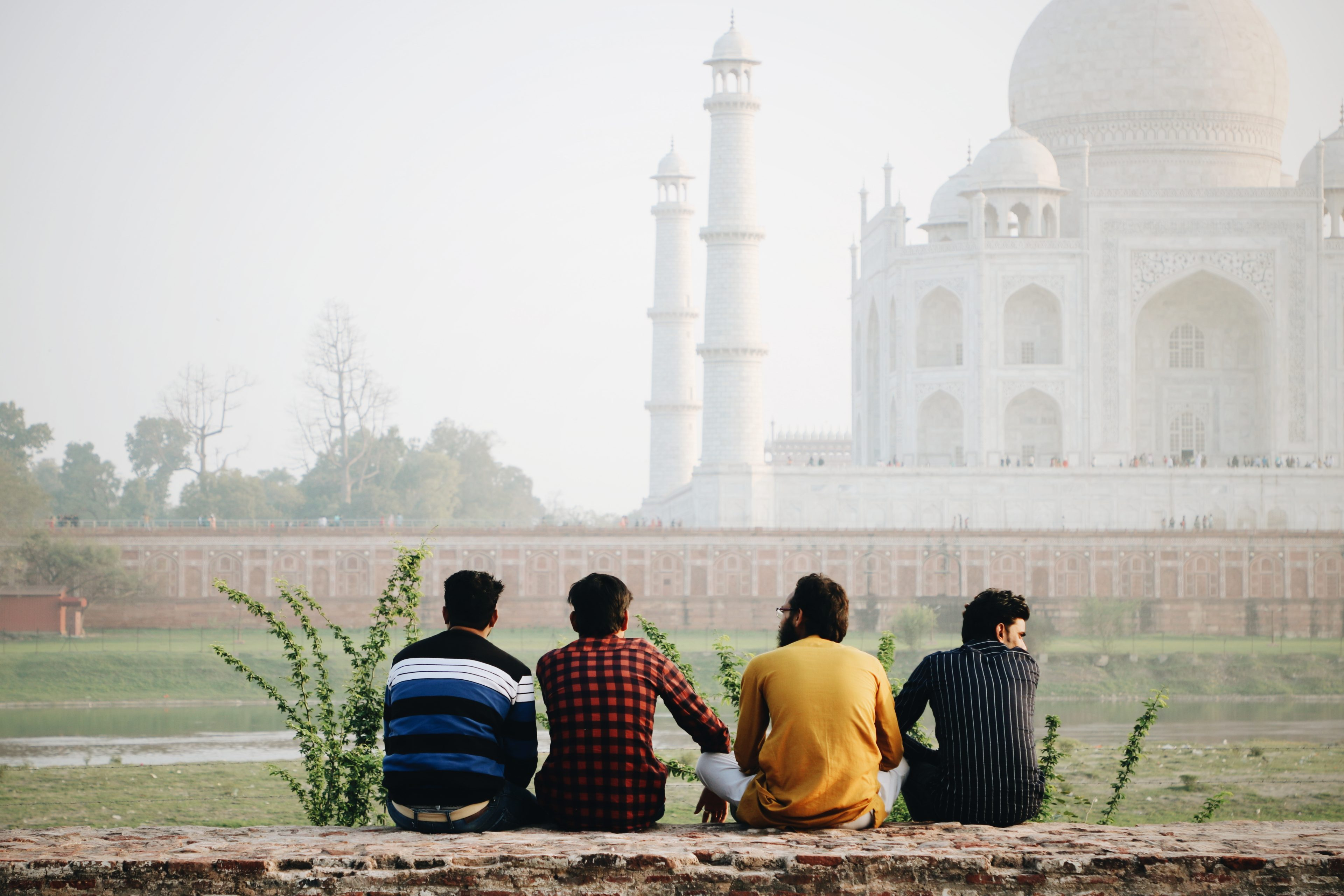 Blog Voyage Taj Mahal