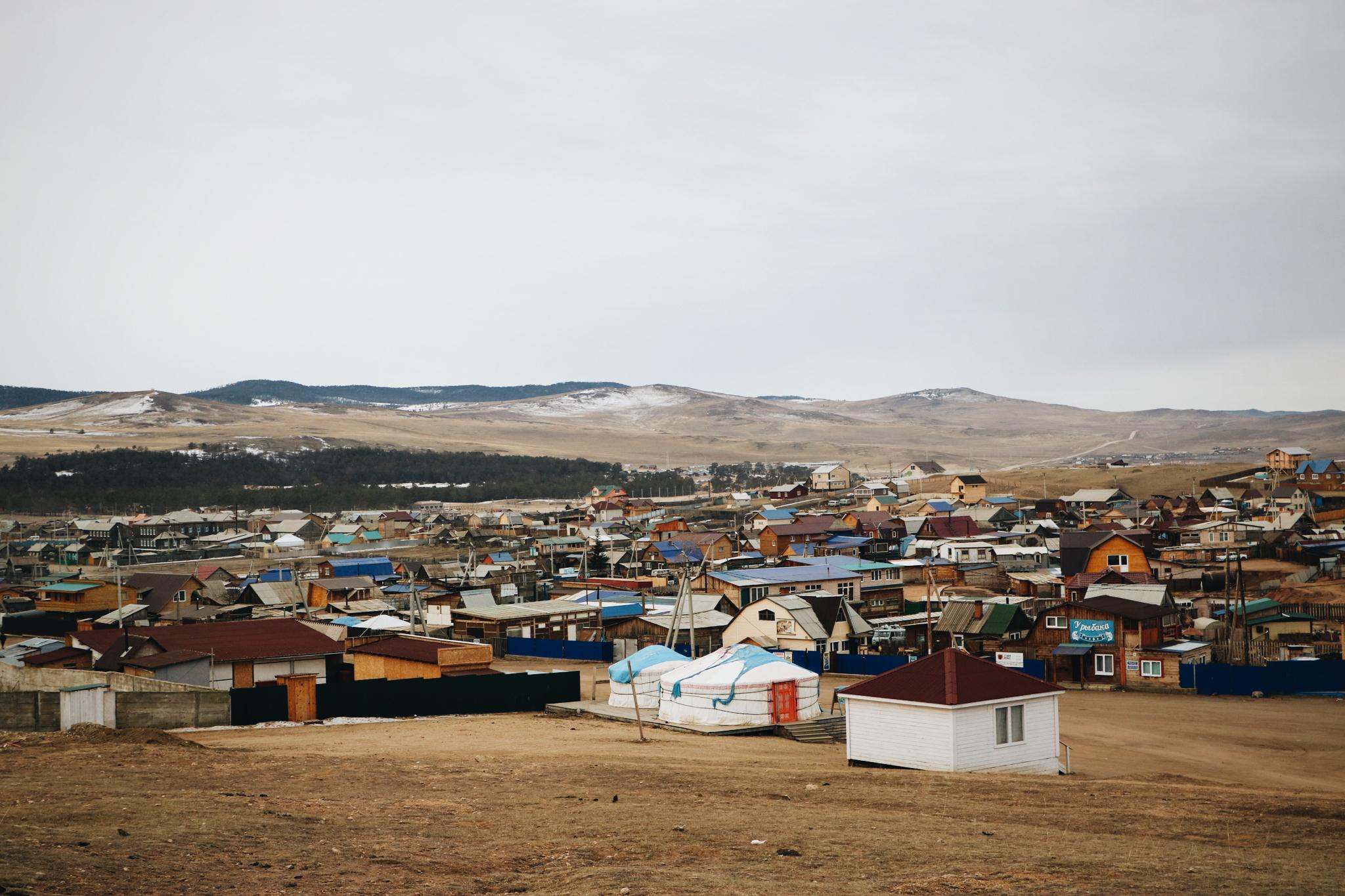 Blog voyage Sibérie
